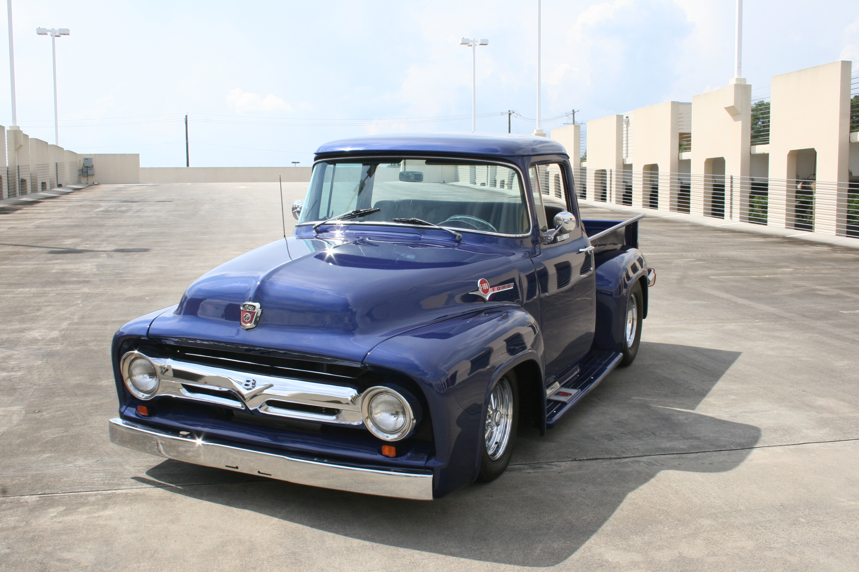 1st Image of a 1956 FORD TRUCK