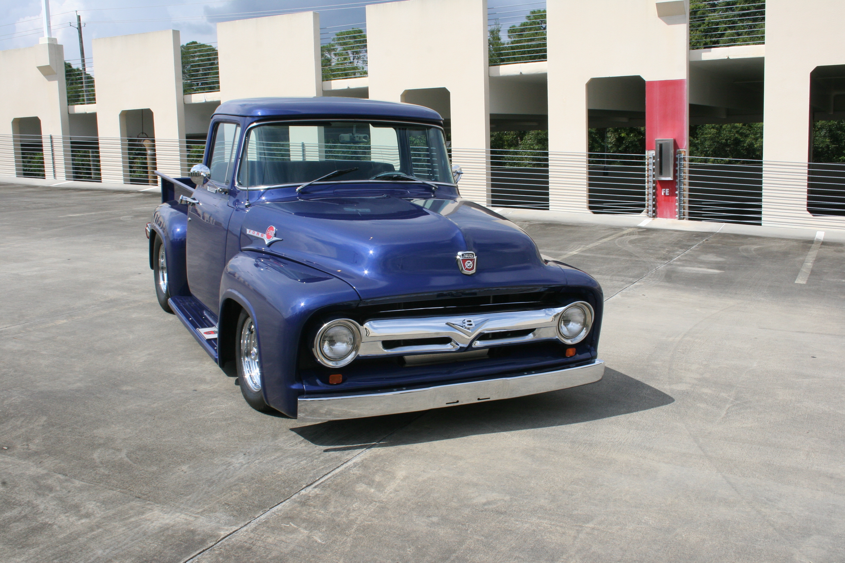 2nd Image of a 1956 FORD TRUCK