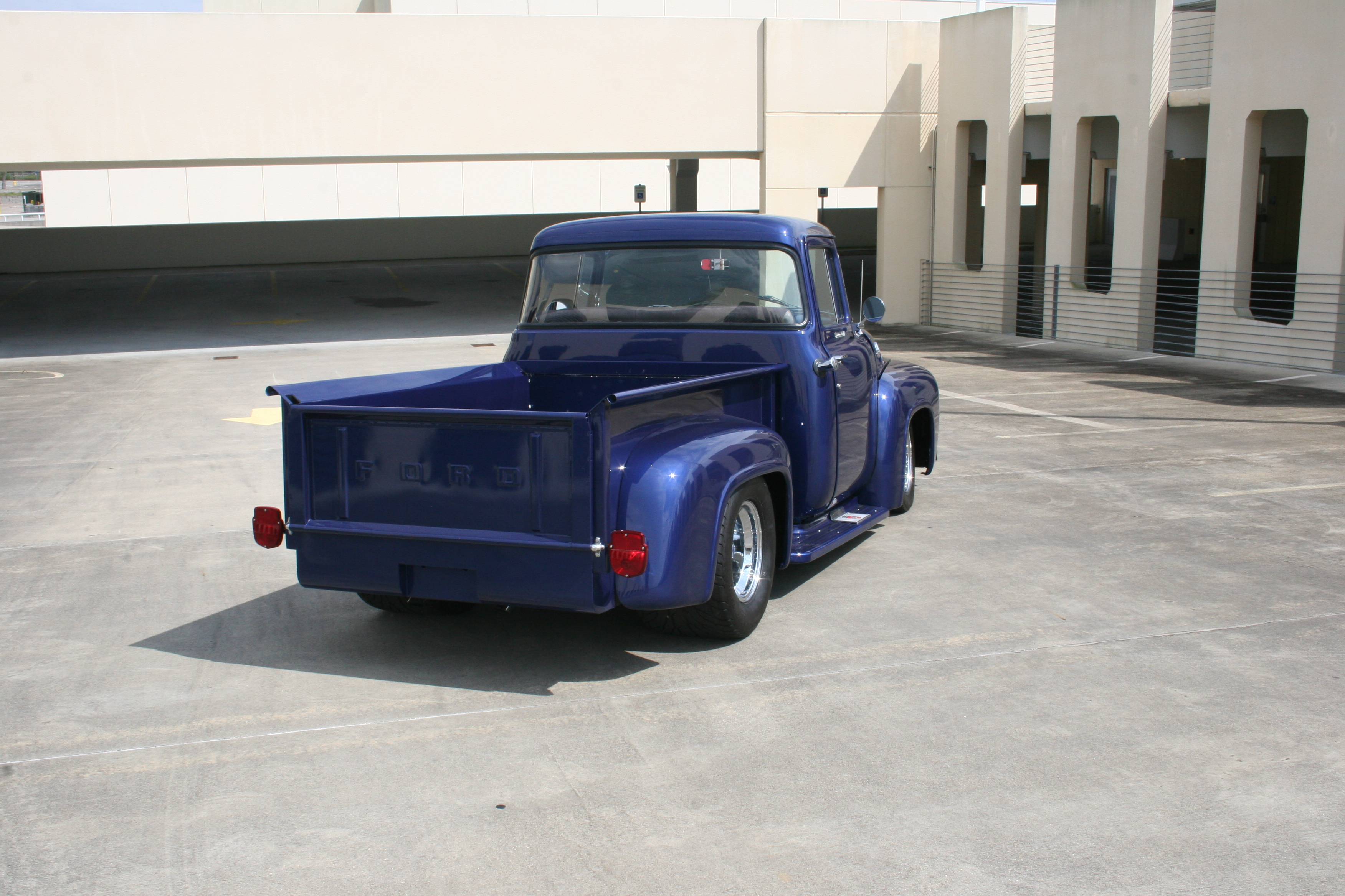 3rd Image of a 1956 FORD TRUCK