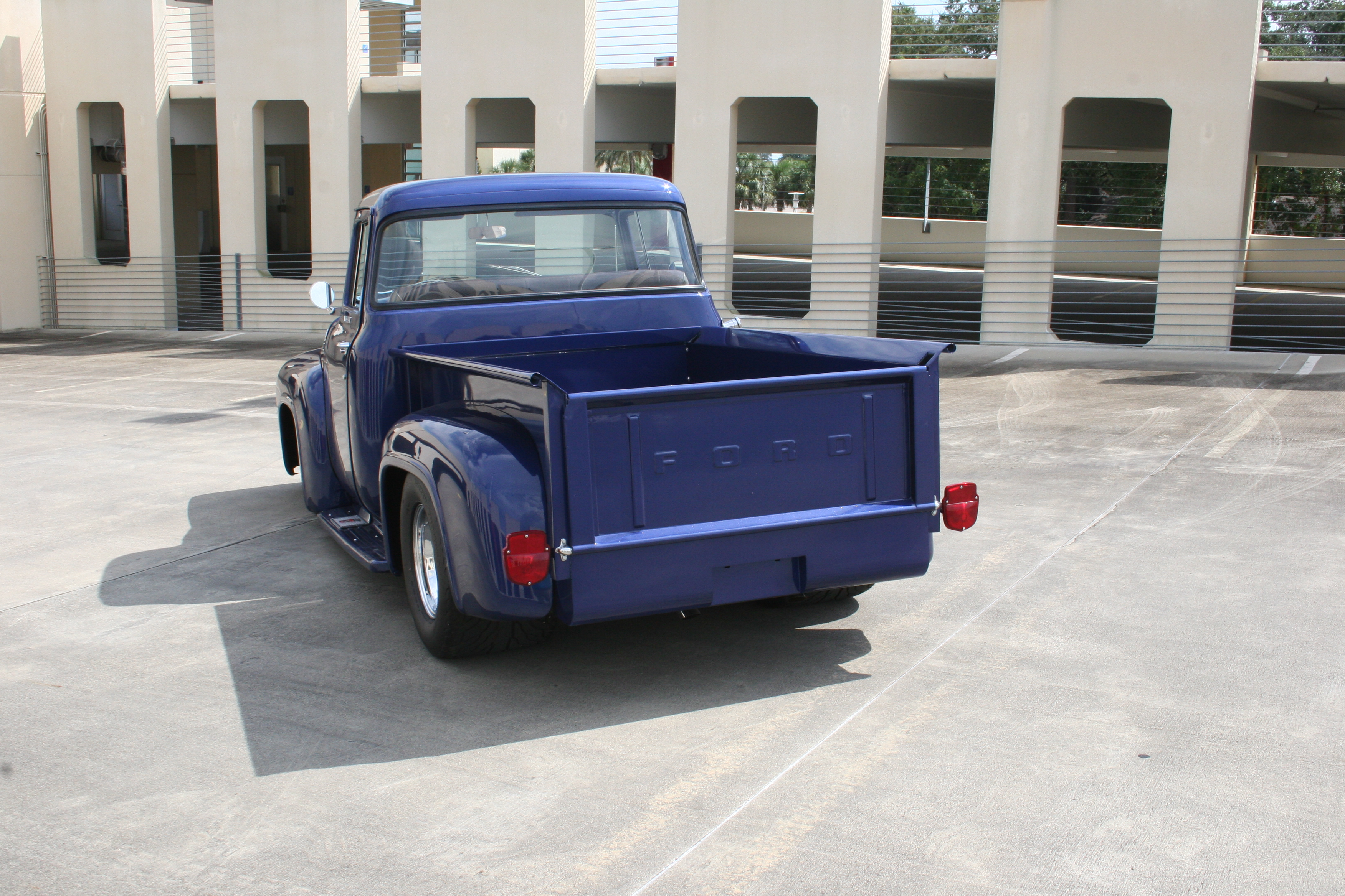 4th Image of a 1956 FORD TRUCK