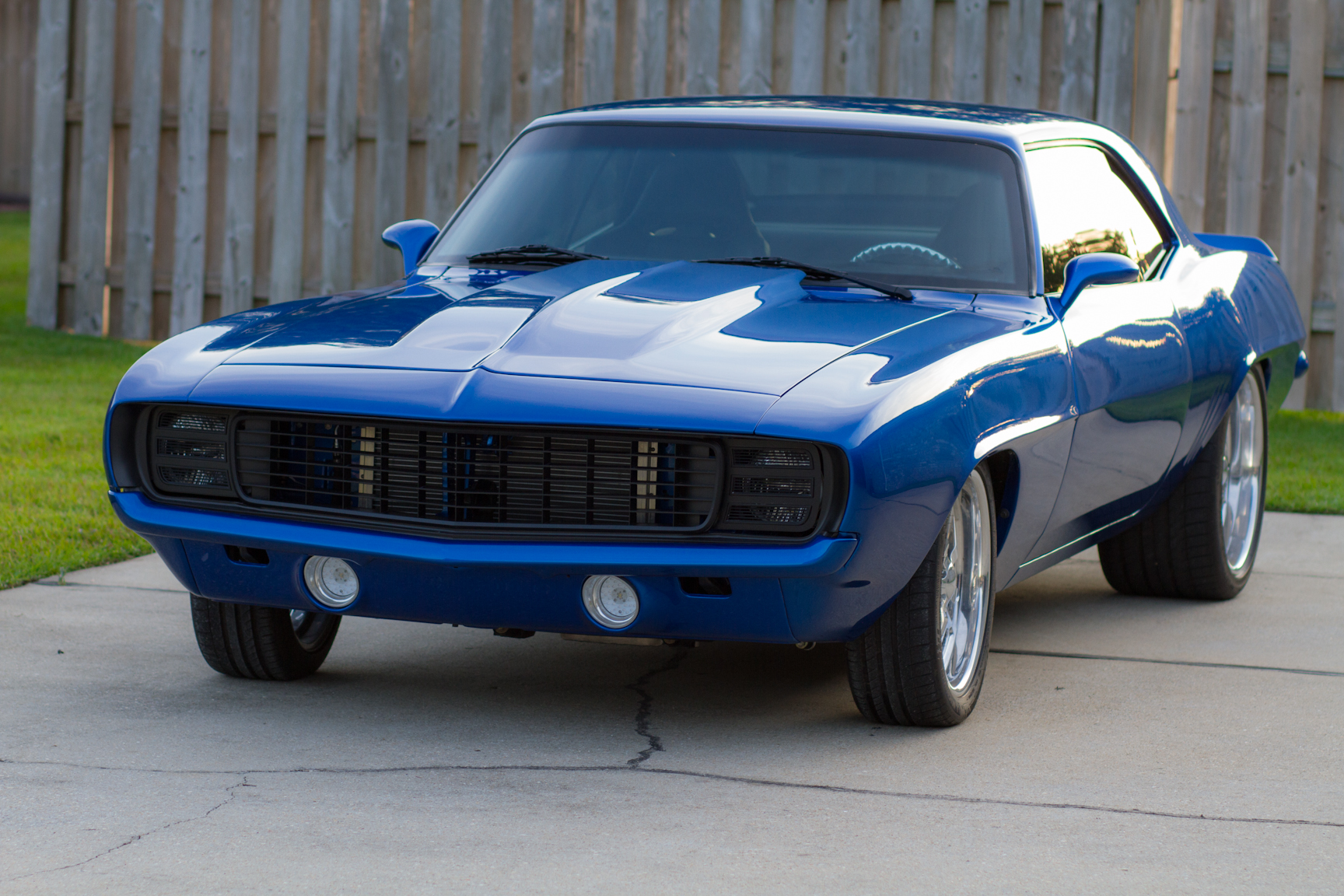 3rd Image of a 1969 CHEVROLET CAMARO