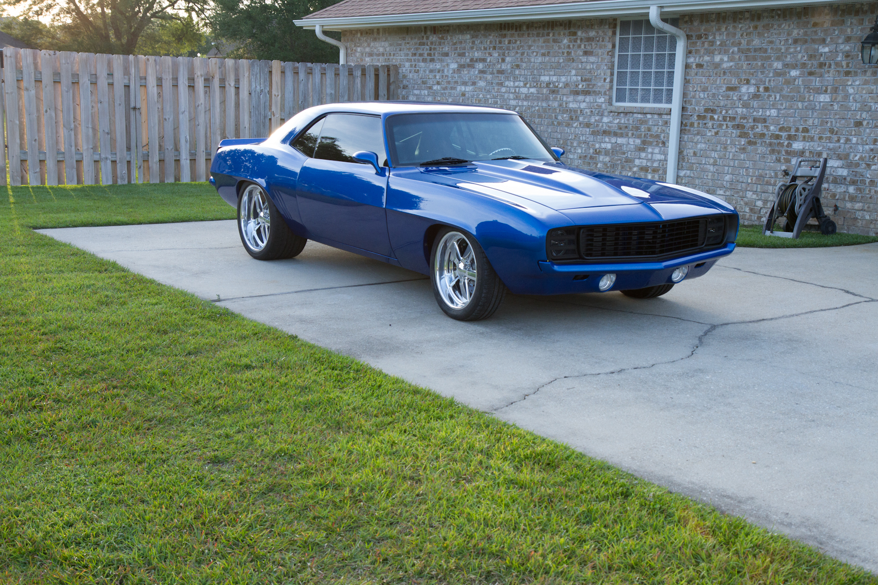 8th Image of a 1969 CHEVROLET CAMARO