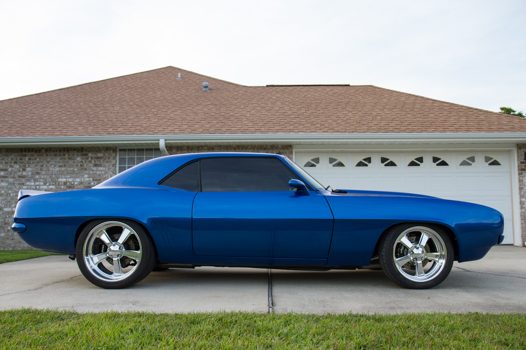 13th Image of a 1969 CHEVROLET CAMARO