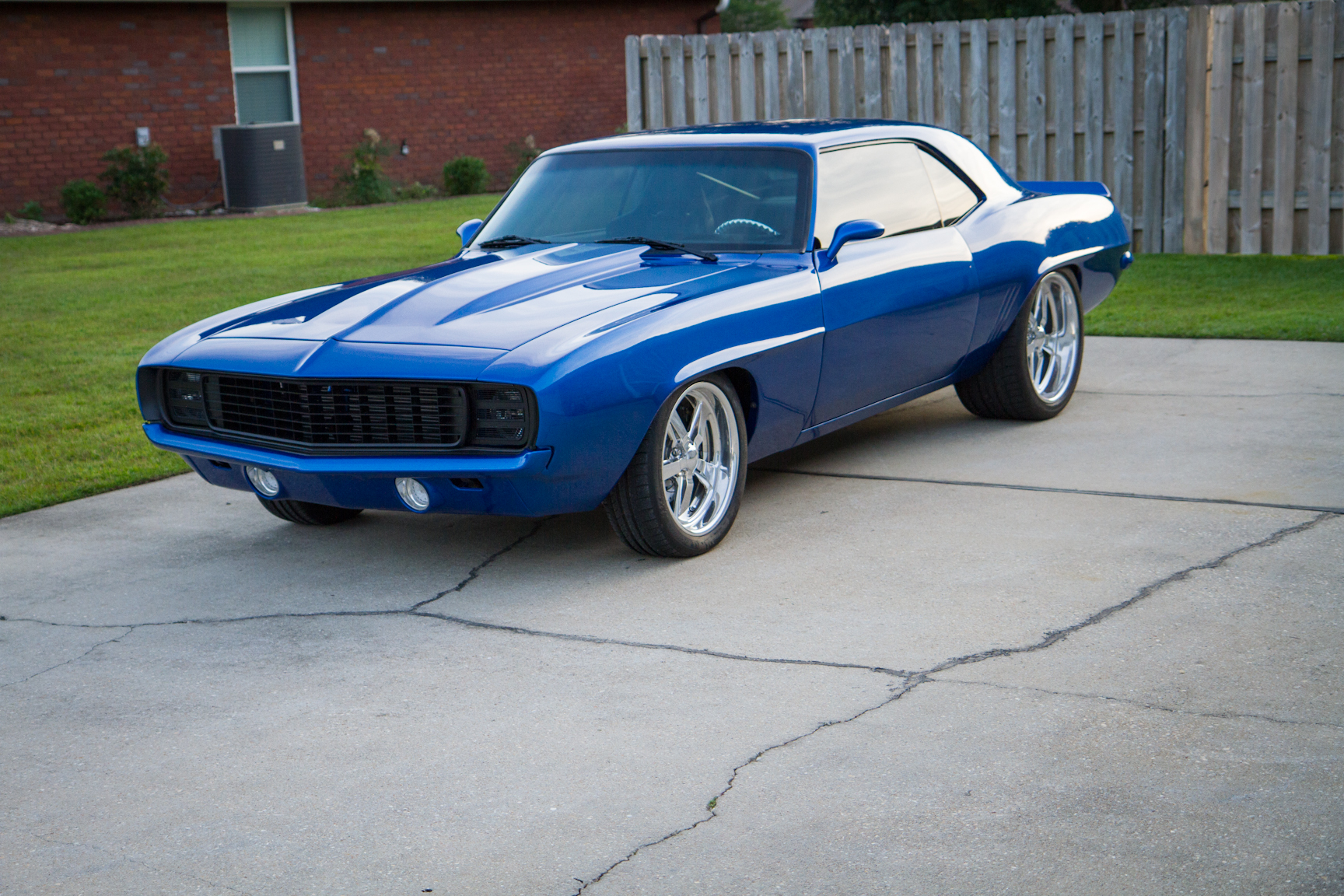 26th Image of a 1969 CHEVROLET CAMARO