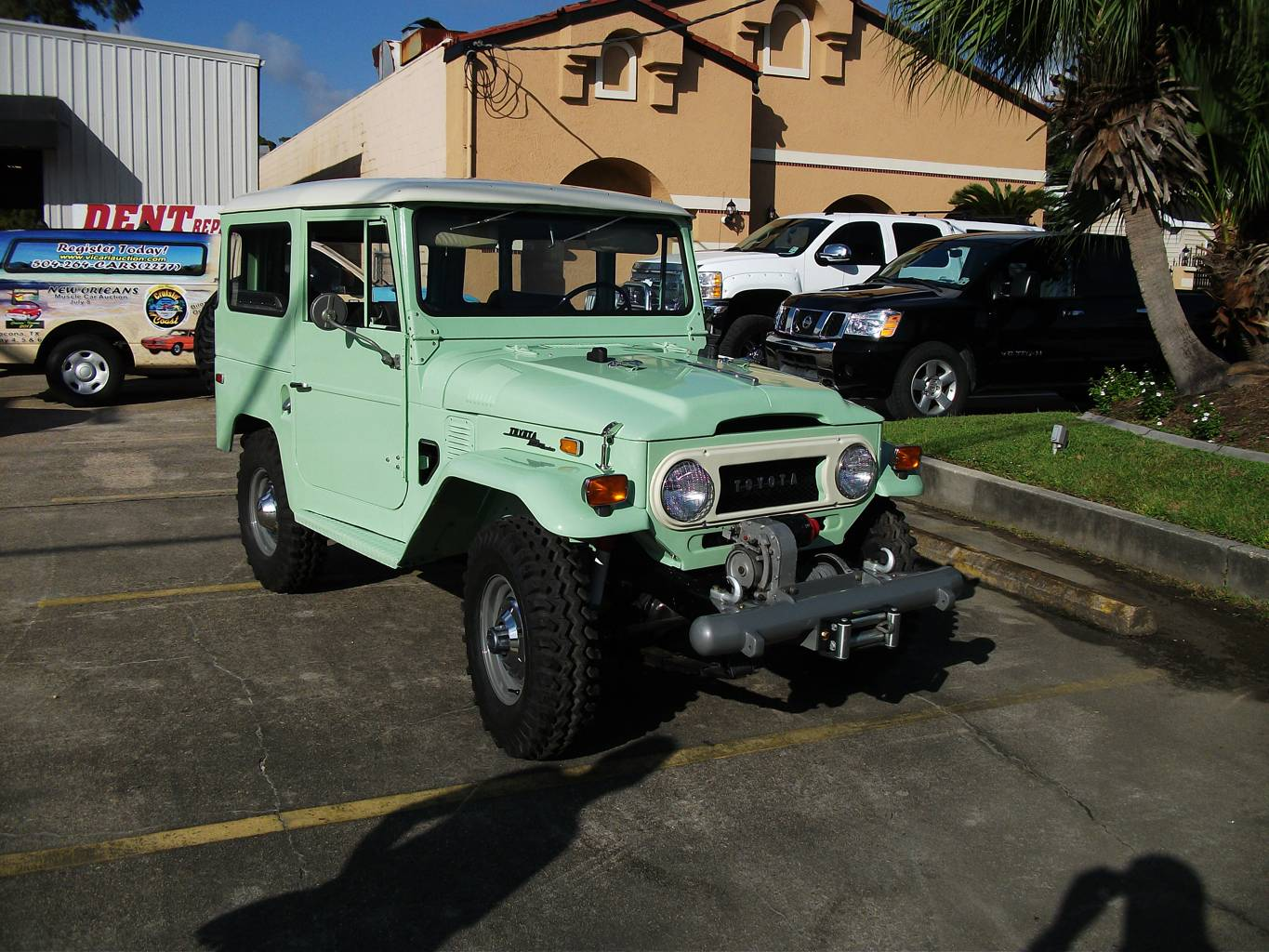 1st Image of a 1970 TOYOTA LANDCRUISER