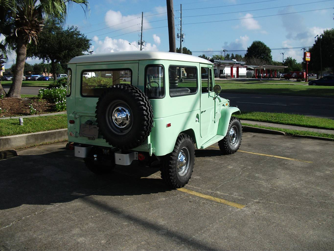 4th Image of a 1970 TOYOTA LANDCRUISER