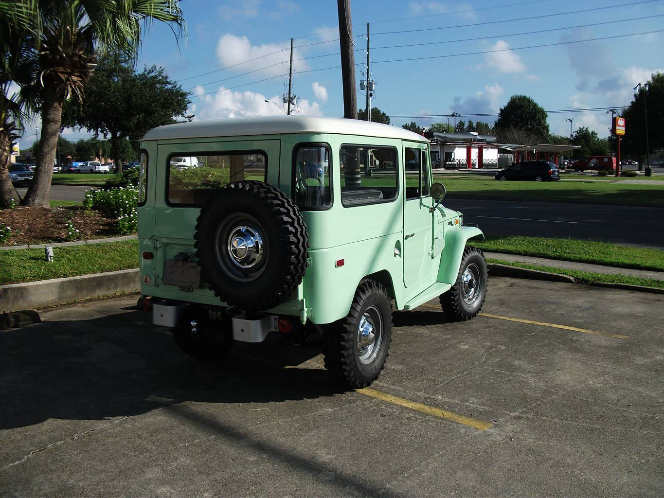 5th Image of a 1970 TOYOTA LANDCRUISER