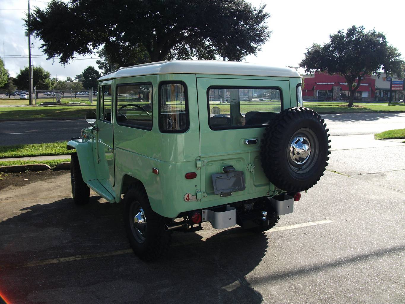 7th Image of a 1970 TOYOTA LANDCRUISER