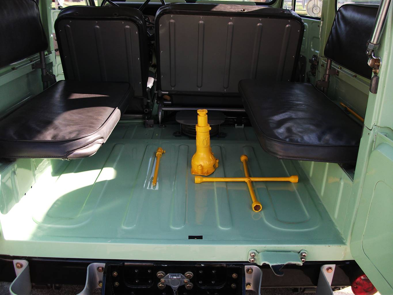 13th Image of a 1970 TOYOTA LANDCRUISER