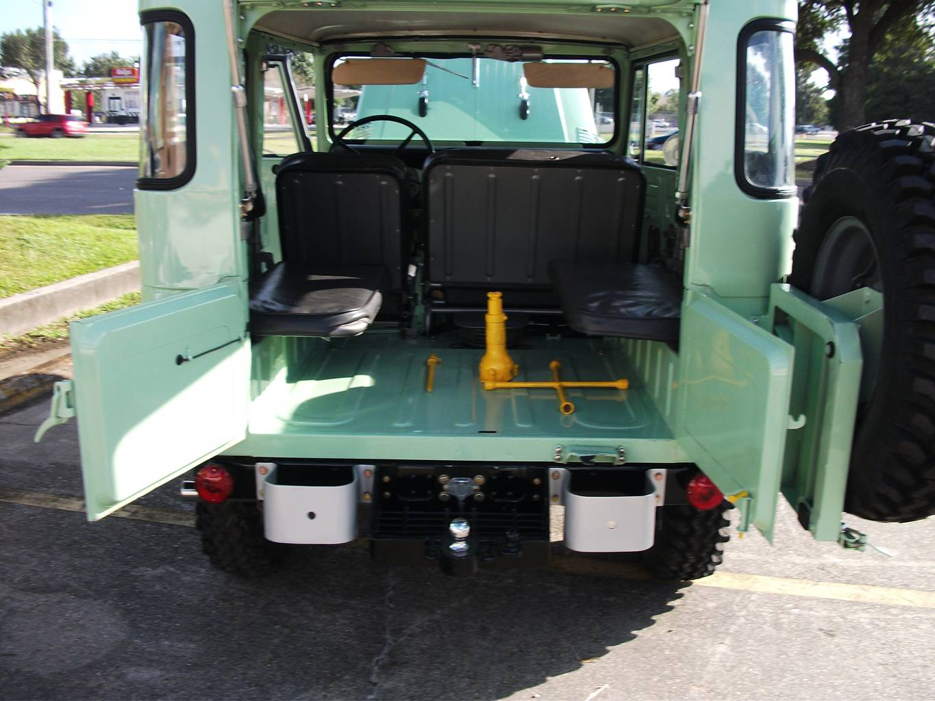 19th Image of a 1970 TOYOTA LANDCRUISER