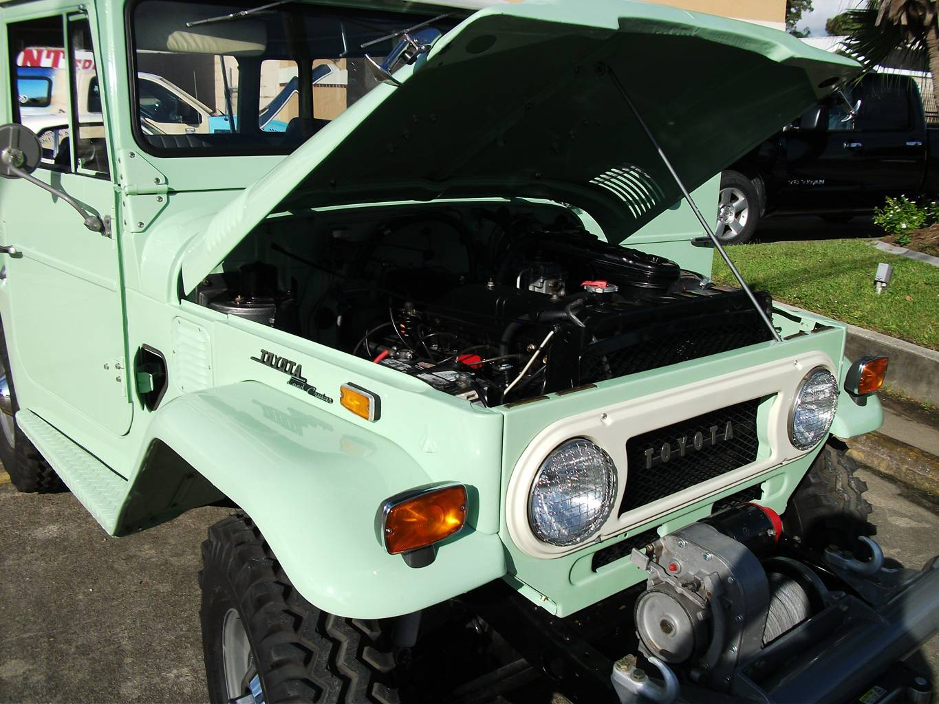 20th Image of a 1970 TOYOTA LANDCRUISER