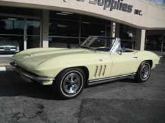 1st Image of a 1965 CHEVROLET CORVETTE