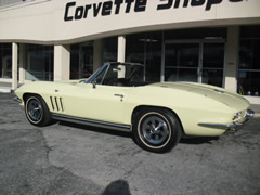 2nd Image of a 1965 CHEVROLET CORVETTE