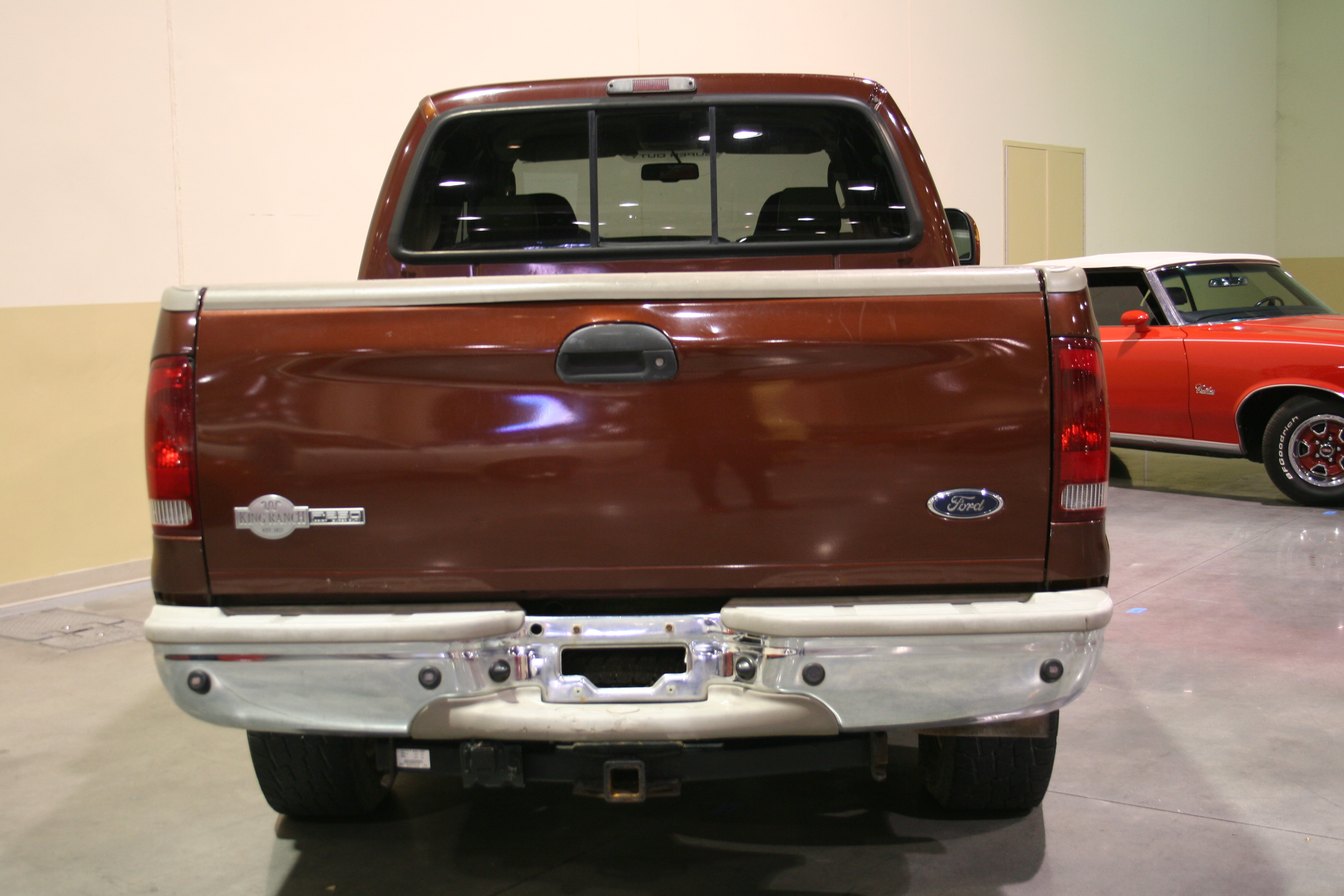 6th Image of a 2006 FORD F-250 SUPER DUTY