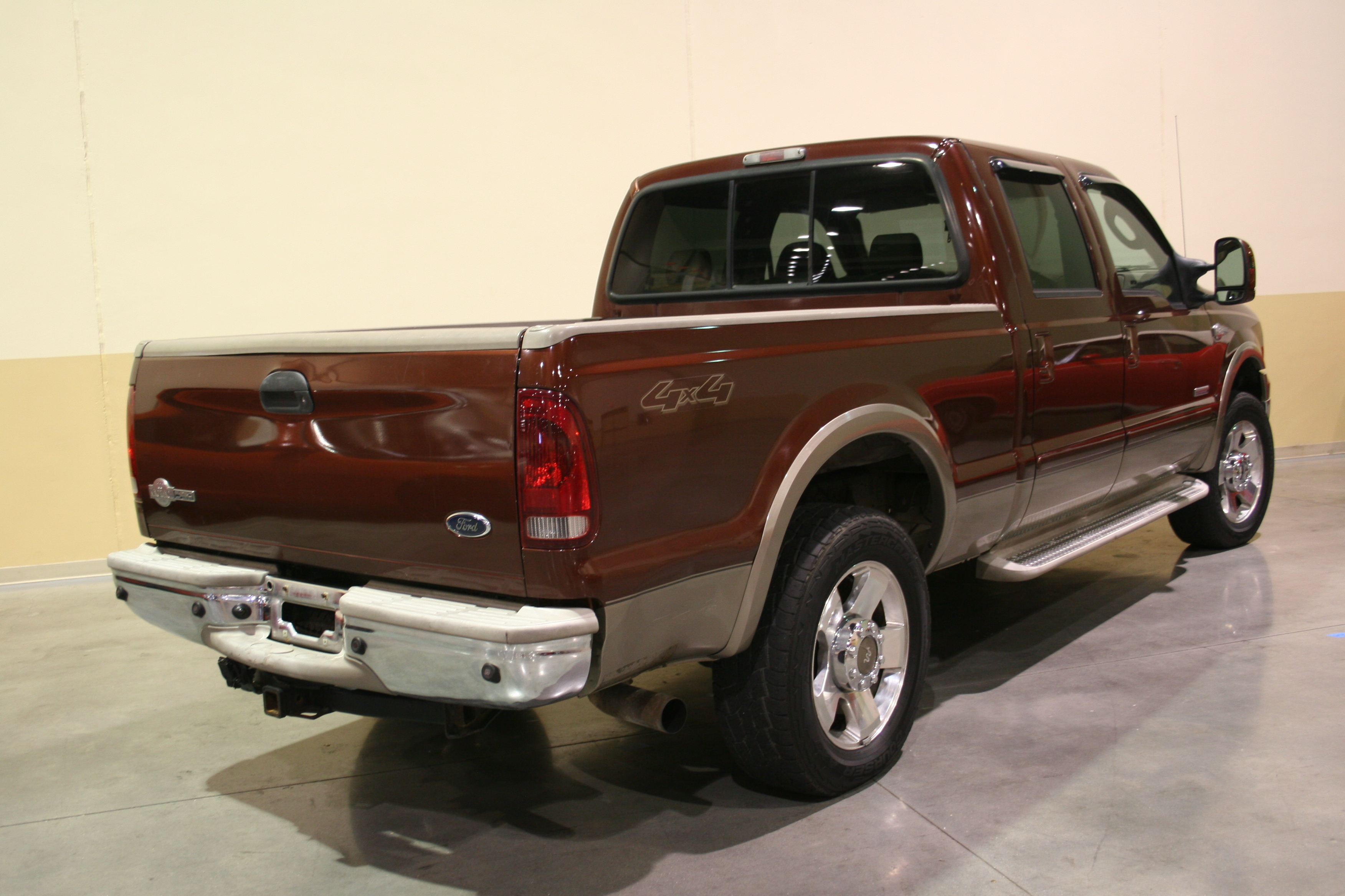 7th Image of a 2006 FORD F-250 SUPER DUTY