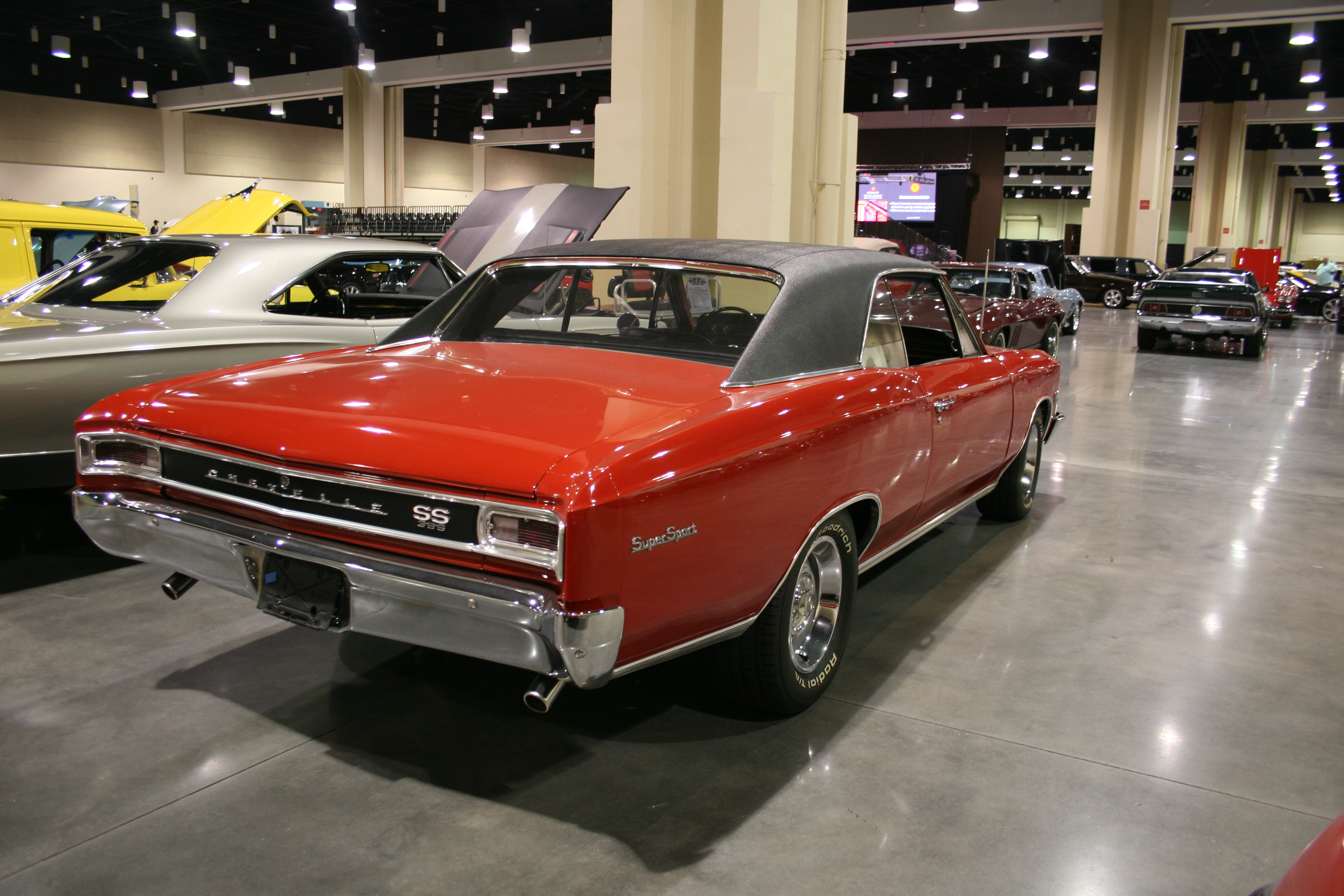 6th Image of a 1966 CHEVROLET CHEVELLE SS 396