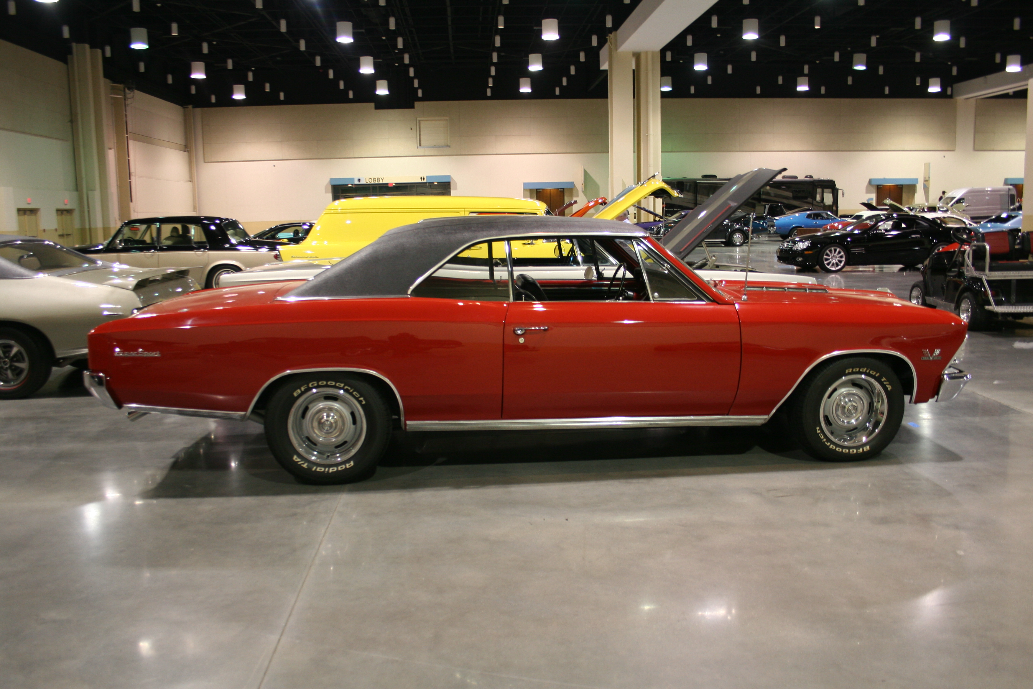 7th Image of a 1966 CHEVROLET CHEVELLE SS 396