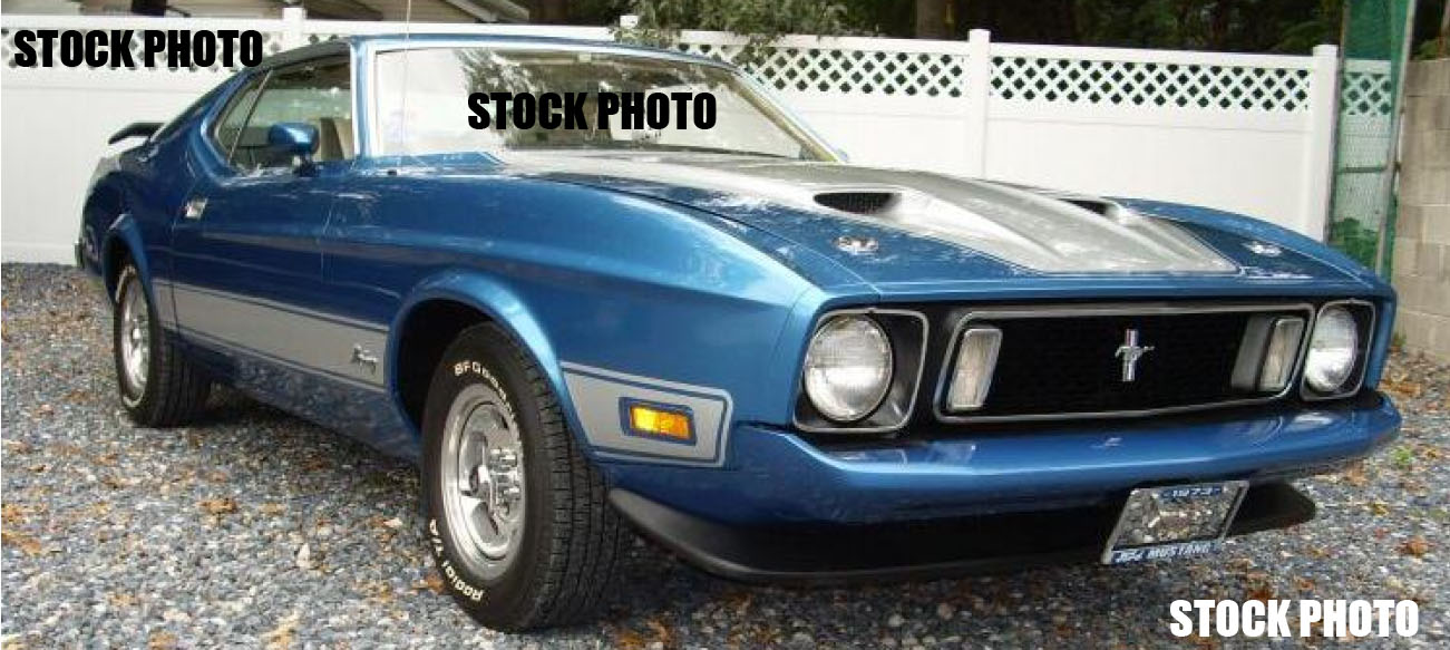 1st Image of a 1973 FORD MUSTANG MACH