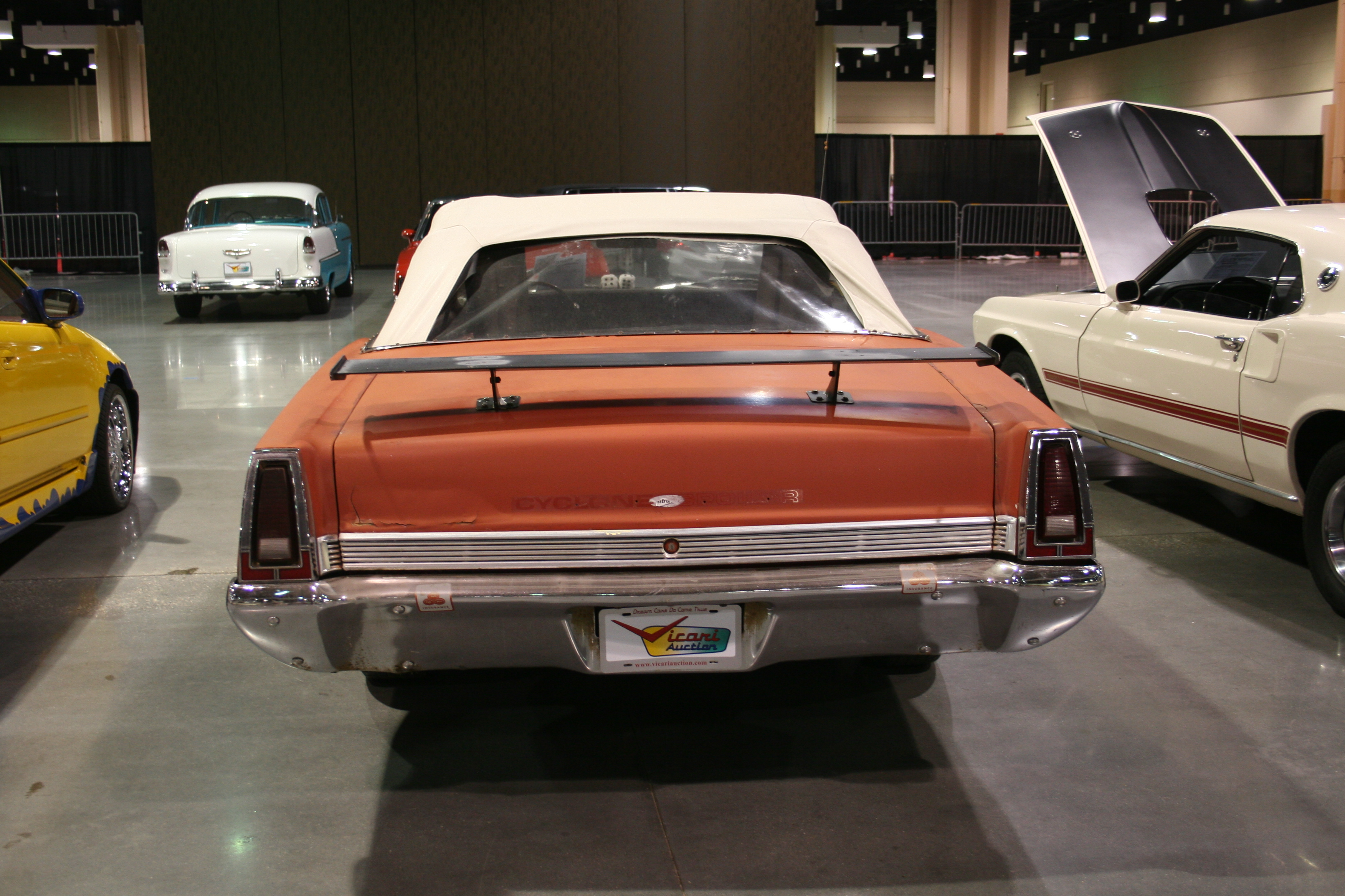 5th Image of a 1969 MERCURY MONTEGO