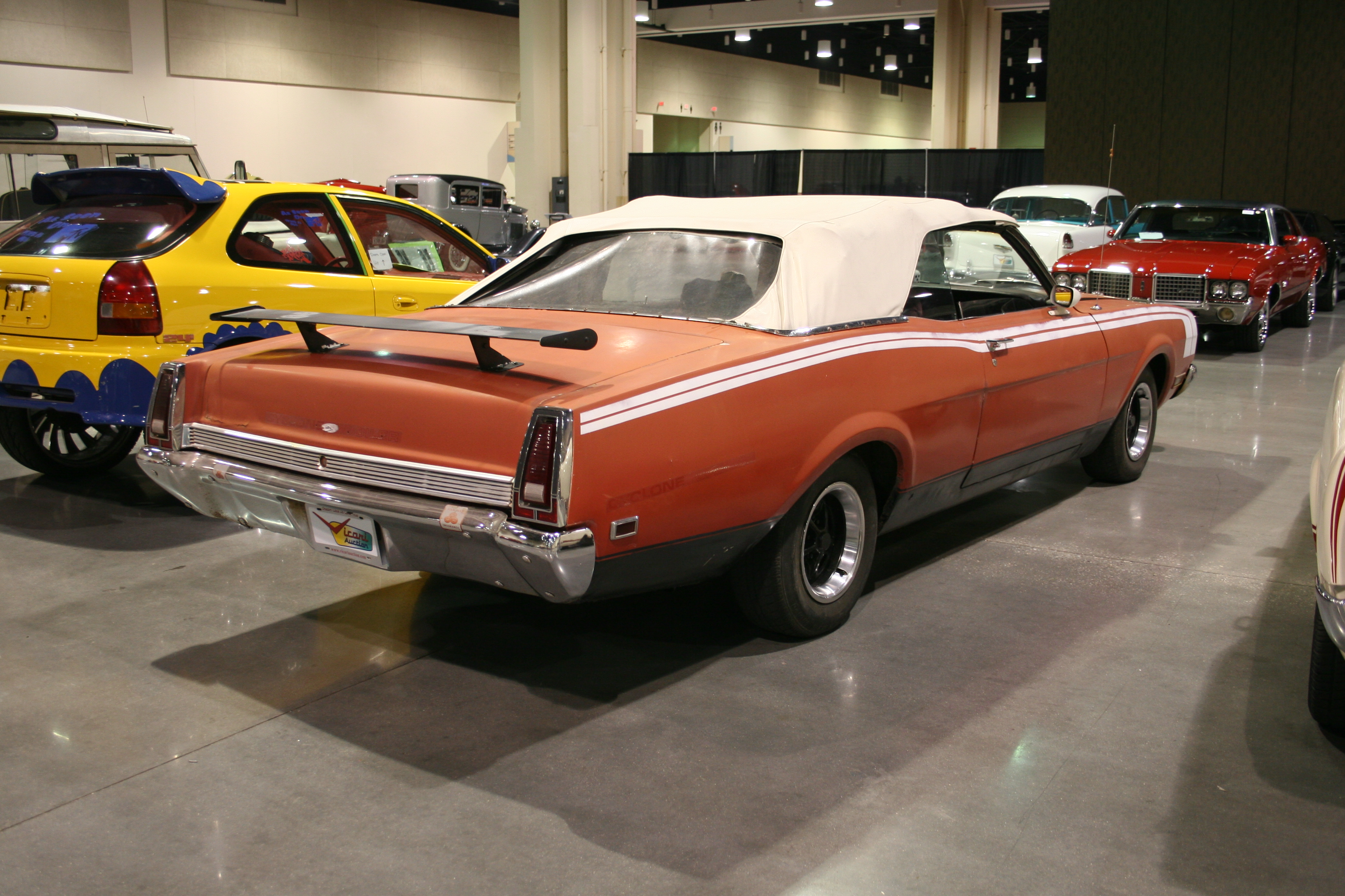 6th Image of a 1969 MERCURY MONTEGO