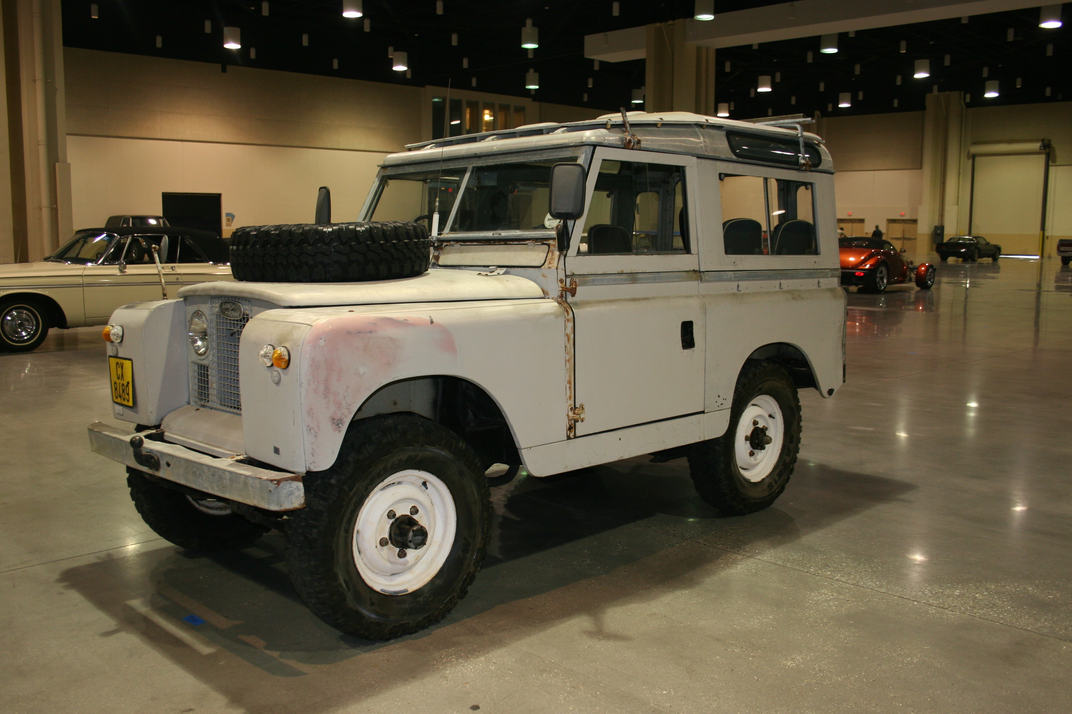 2nd Image of a 1964 LANDROVER ROVER