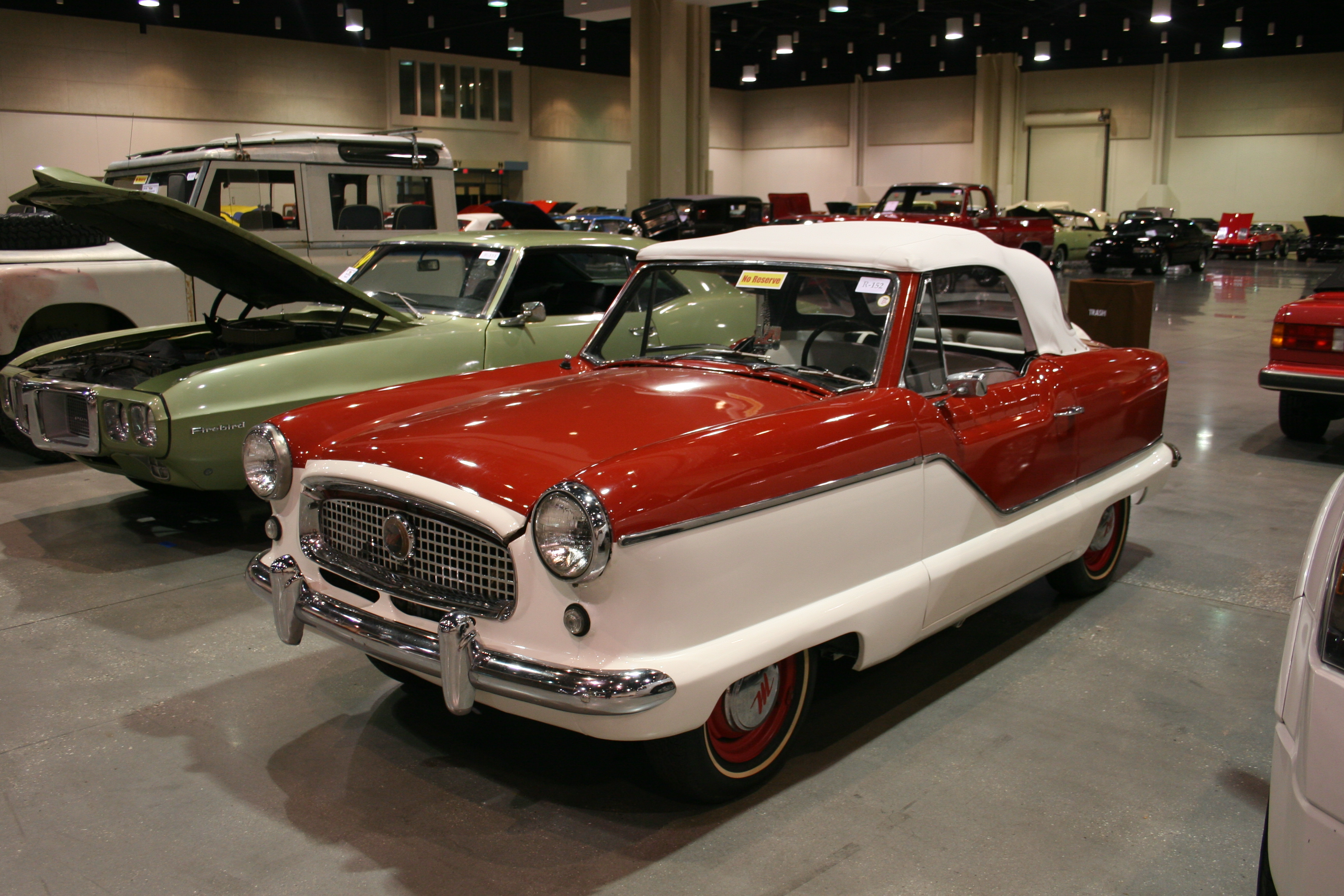 2nd Image of a 1960 NASH METROPOLITAN