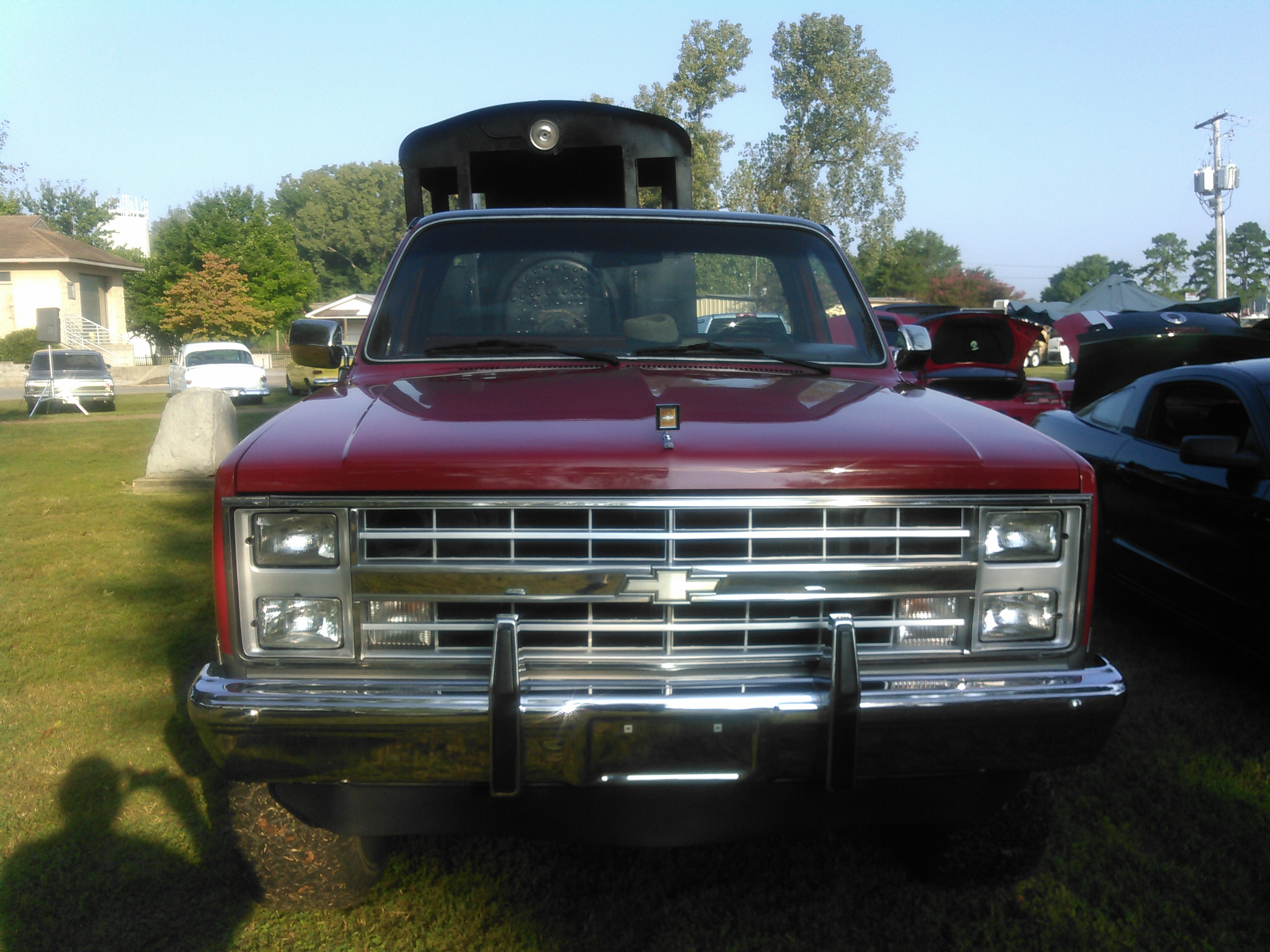 3rd Image of a 1986 CHEVROLET K10