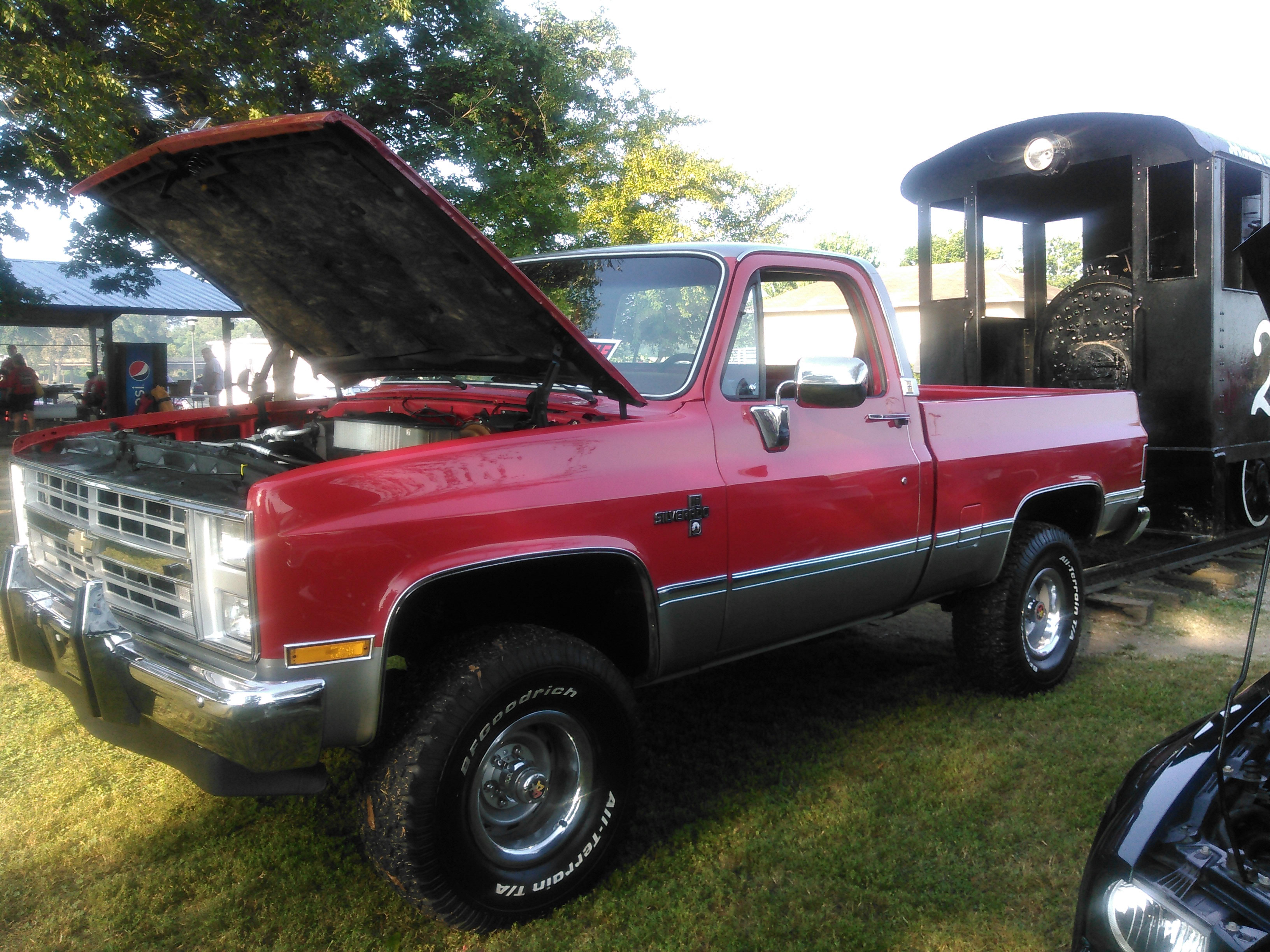 8th Image of a 1986 CHEVROLET K10