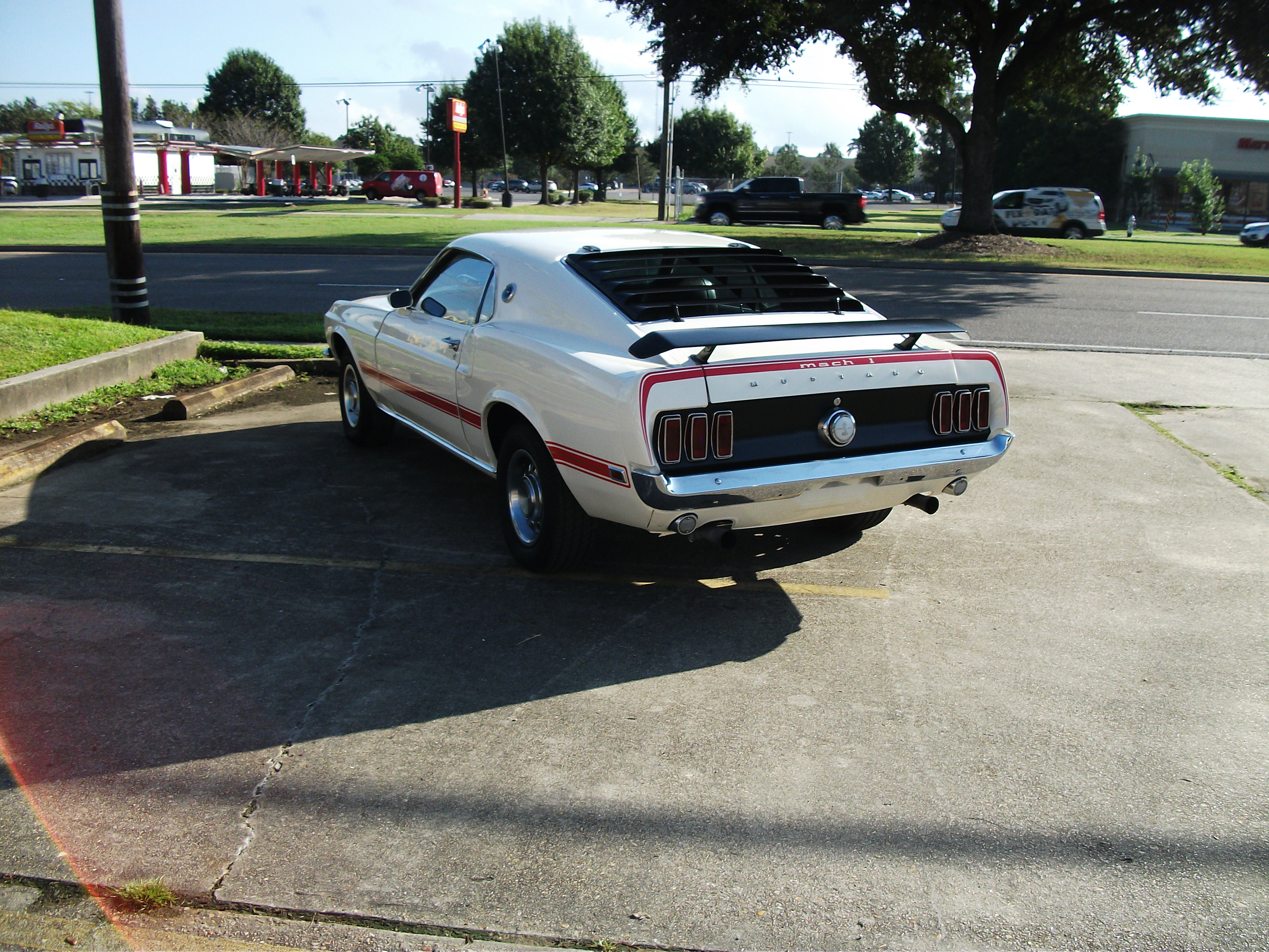 4th Image of a 1969 FORD COBRA JET MUSTANG