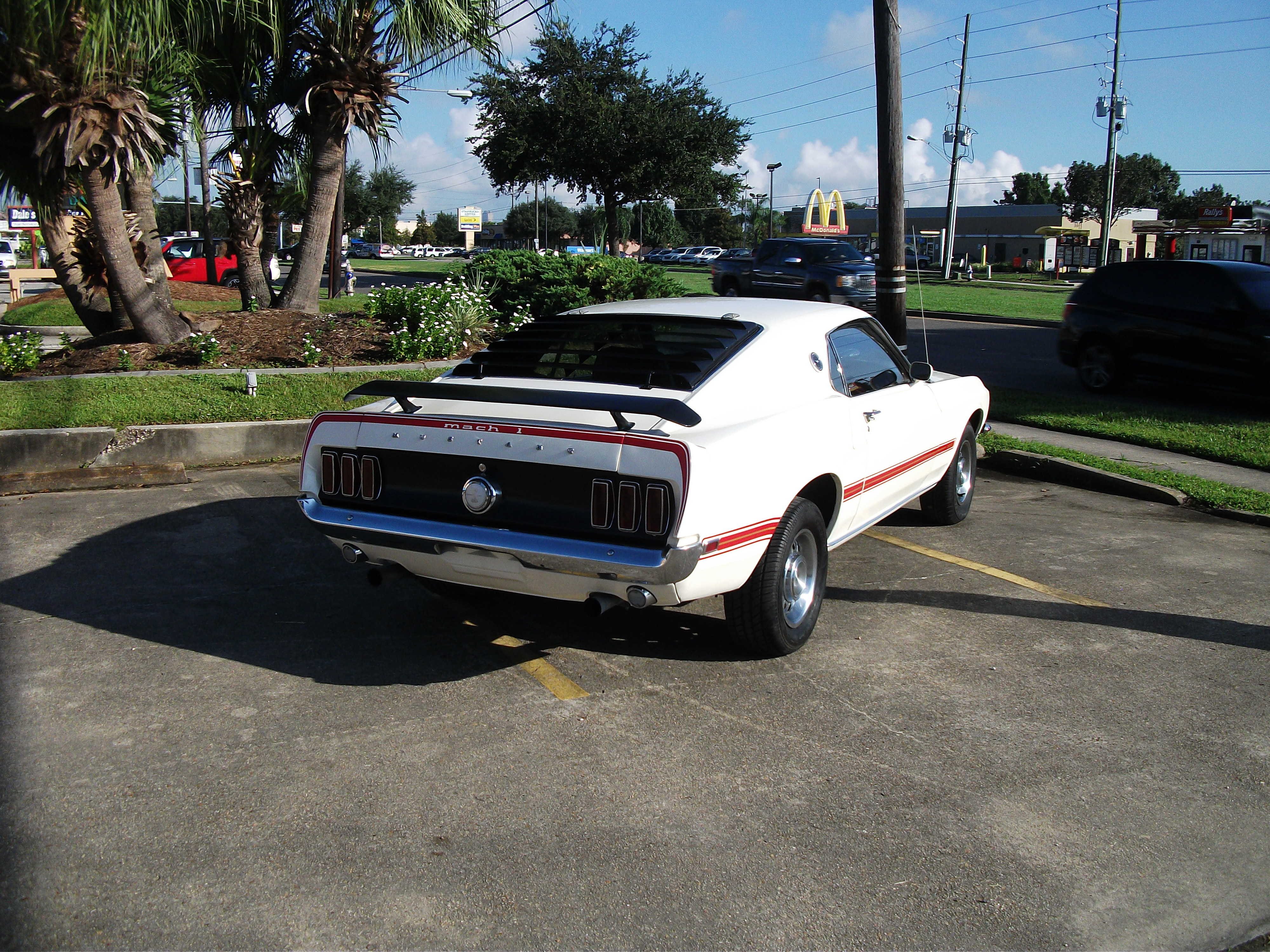 5th Image of a 1969 FORD COBRA JET MUSTANG