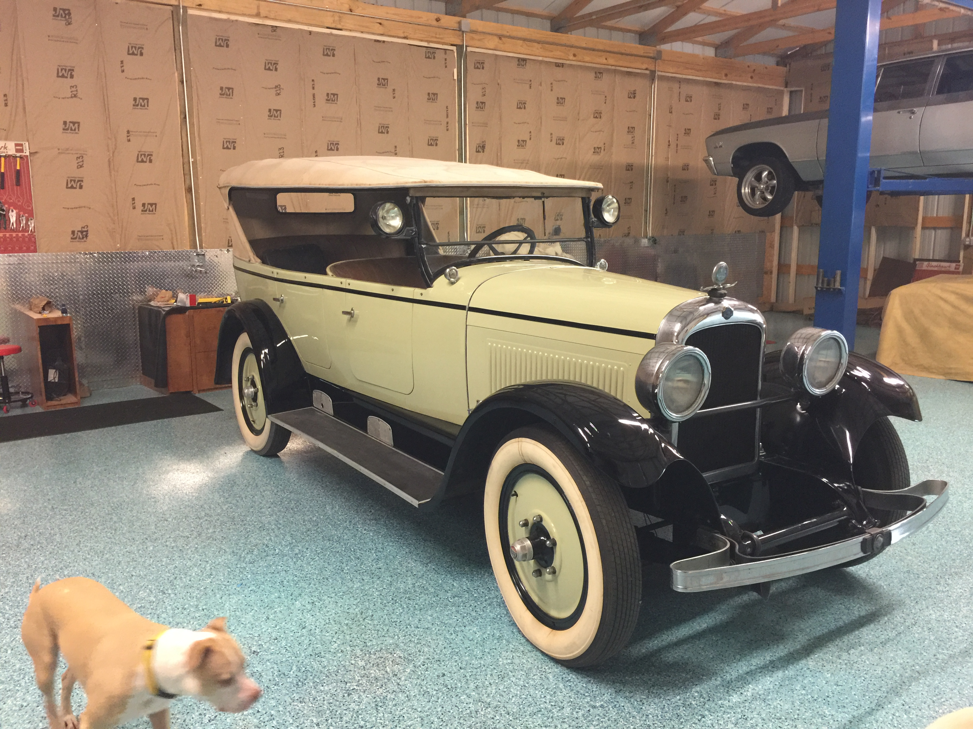 2nd Image of a 1925 NASH OPEN TOURING