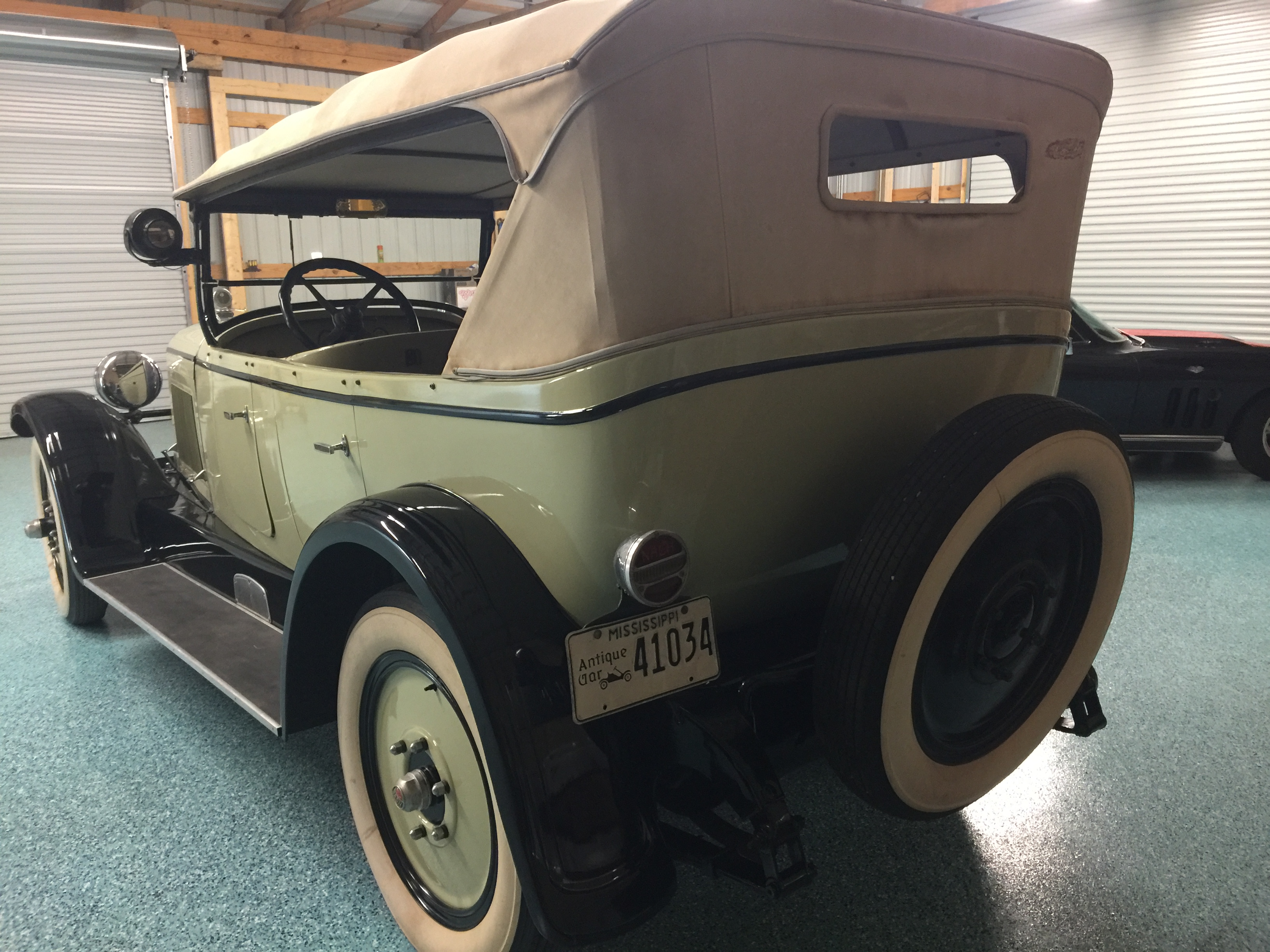 3rd Image of a 1925 NASH OPEN TOURING