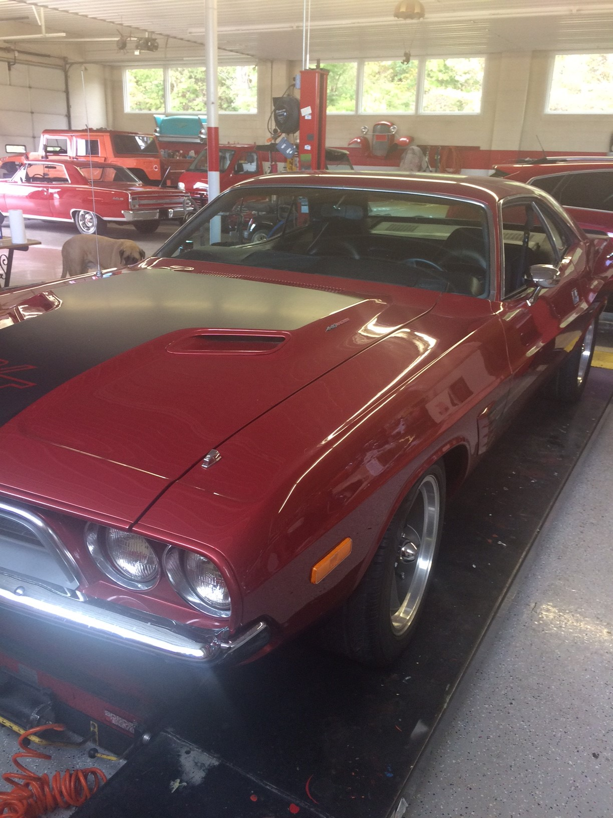 2nd Image of a 1974 DODGE CHALLENGER
