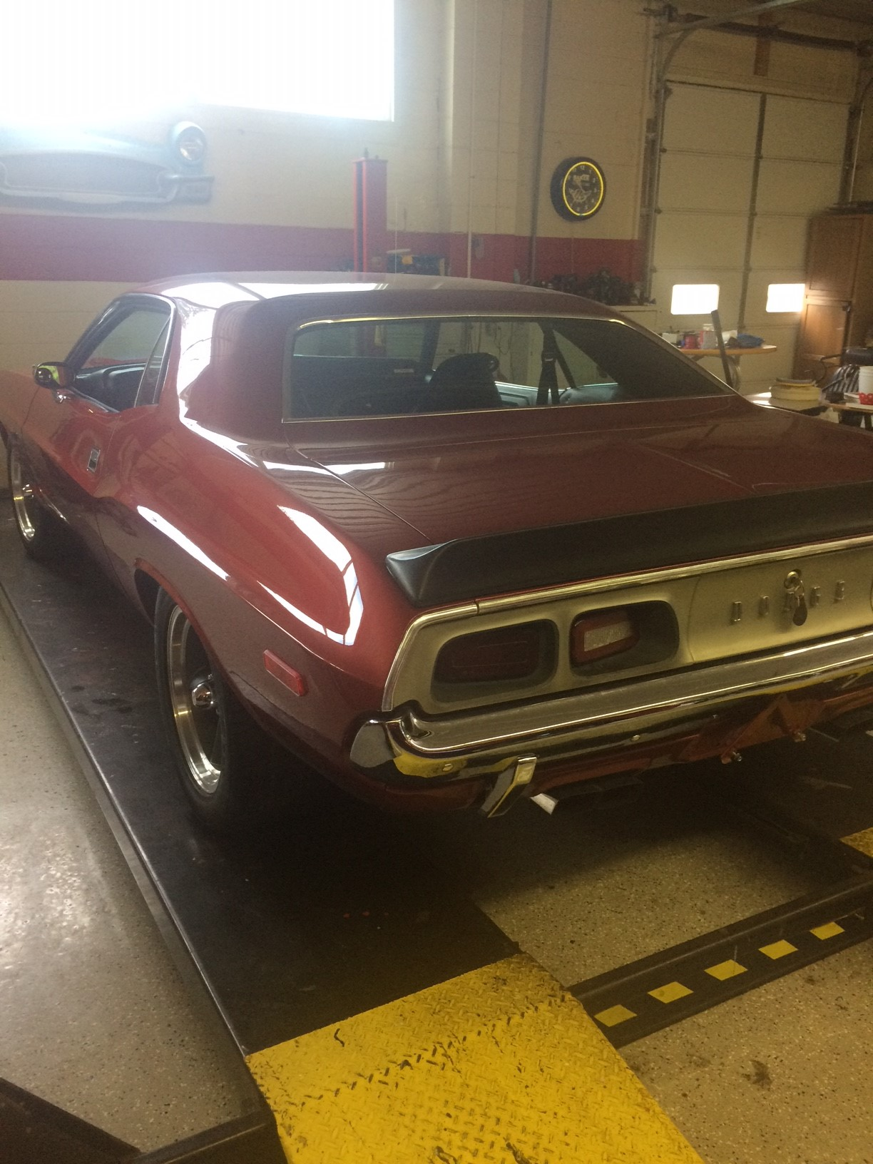 3rd Image of a 1974 DODGE CHALLENGER