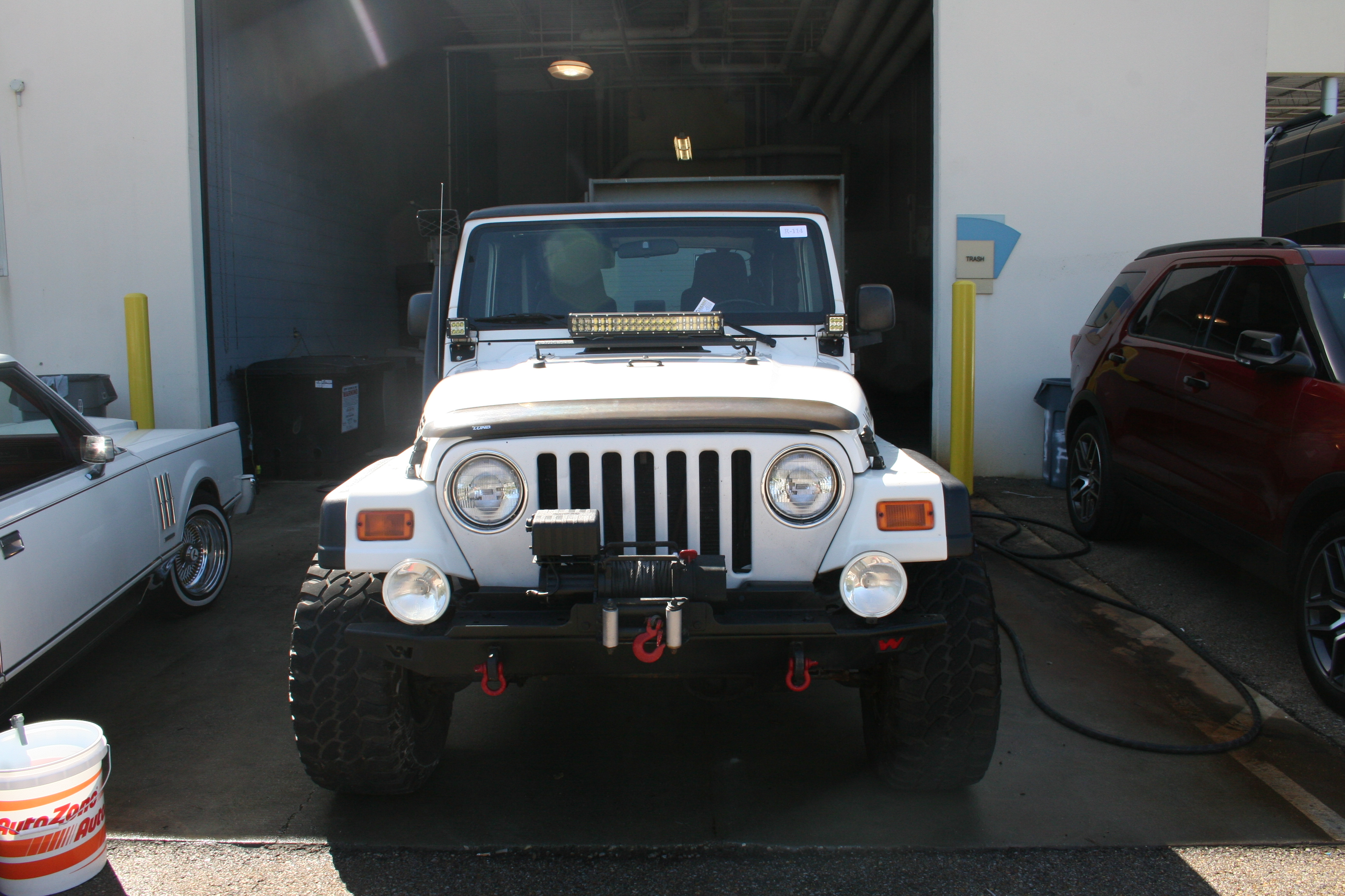 1st Image of a 2003 JEEP WRANGLER