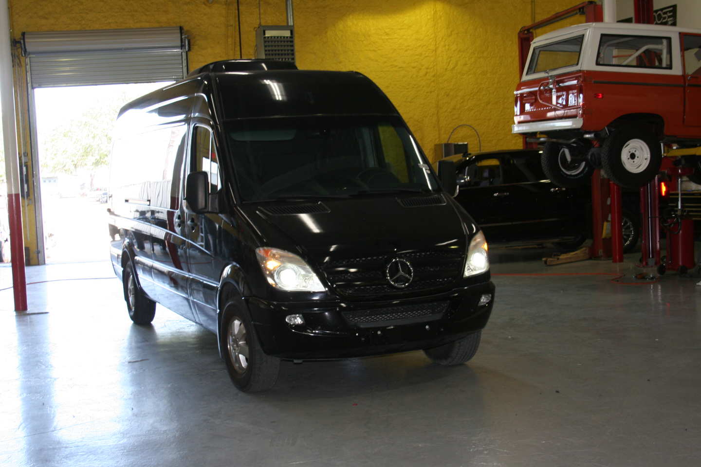 1st Image of a 2008 DODGE SPRINTER-LIMO
