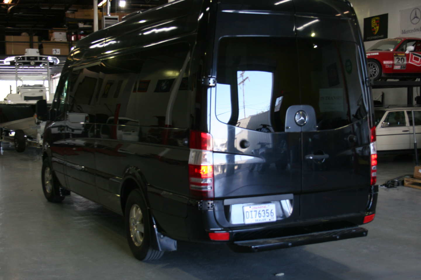 6th Image of a 2008 DODGE SPRINTER-LIMO
