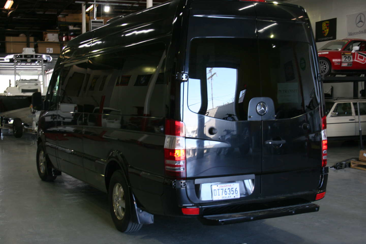 7th Image of a 2008 DODGE SPRINTER-LIMO