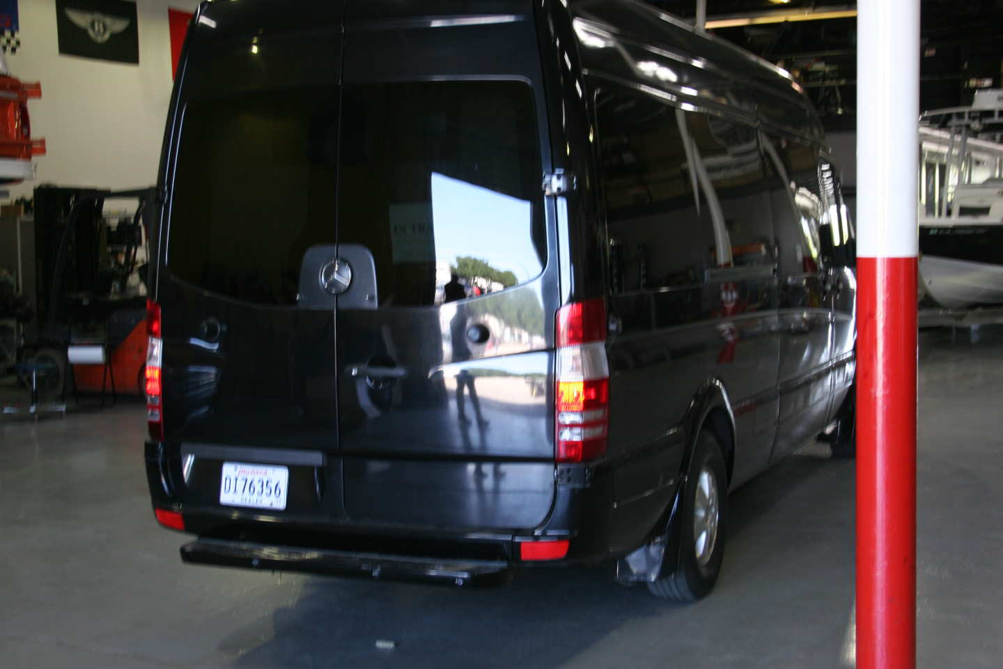 8th Image of a 2008 DODGE SPRINTER-LIMO
