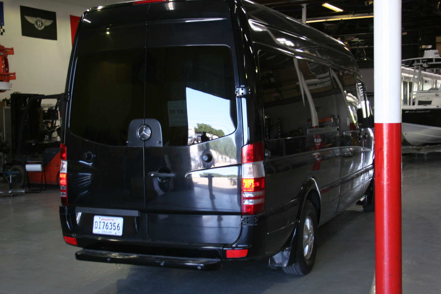 9th Image of a 2008 DODGE SPRINTER-LIMO