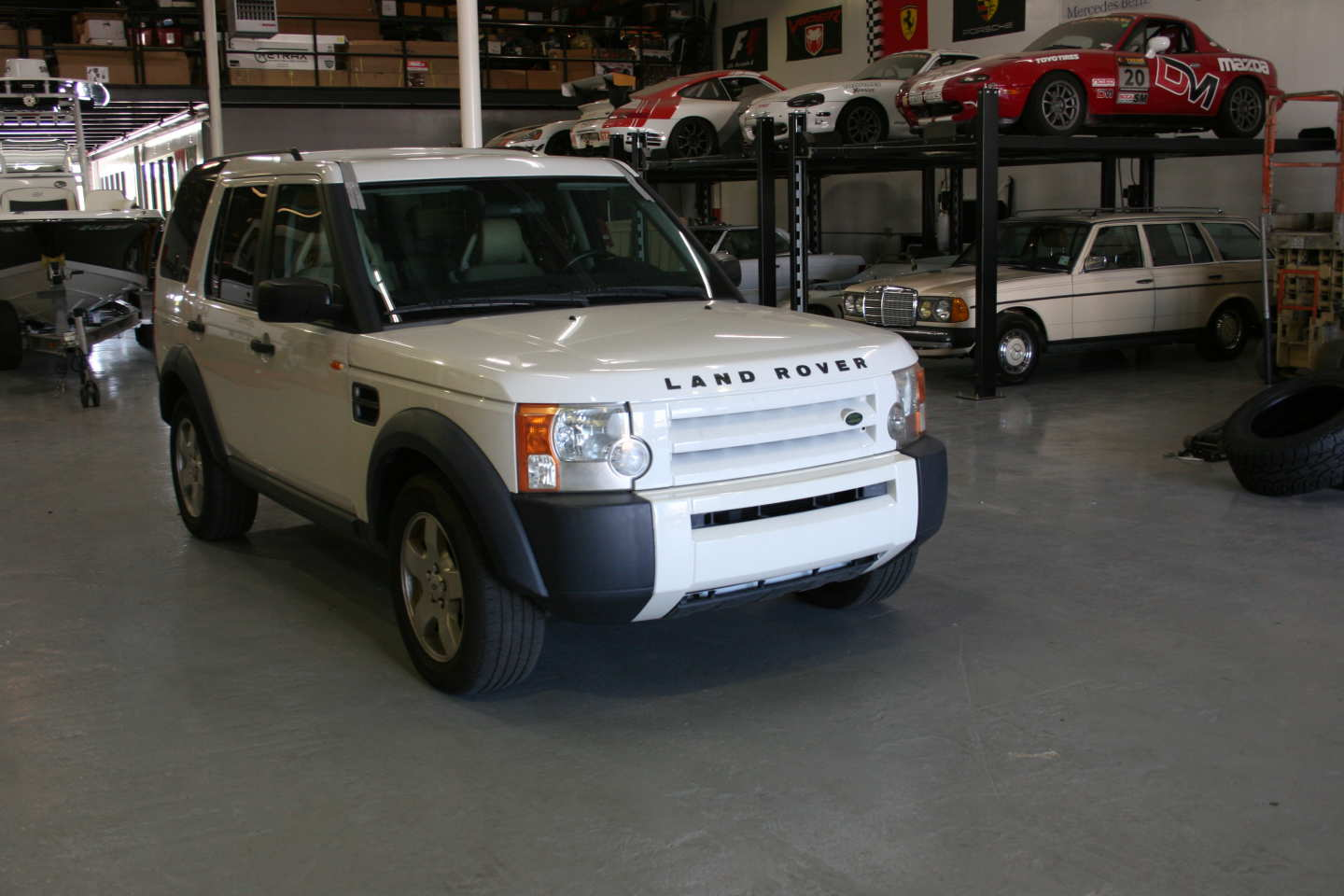 6th Image of a 2006 LANDROVER LR3
