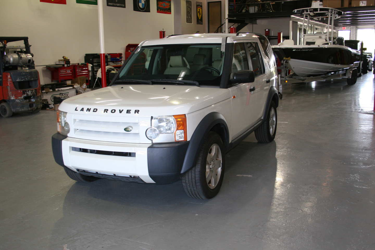 7th Image of a 2006 LANDROVER LR3