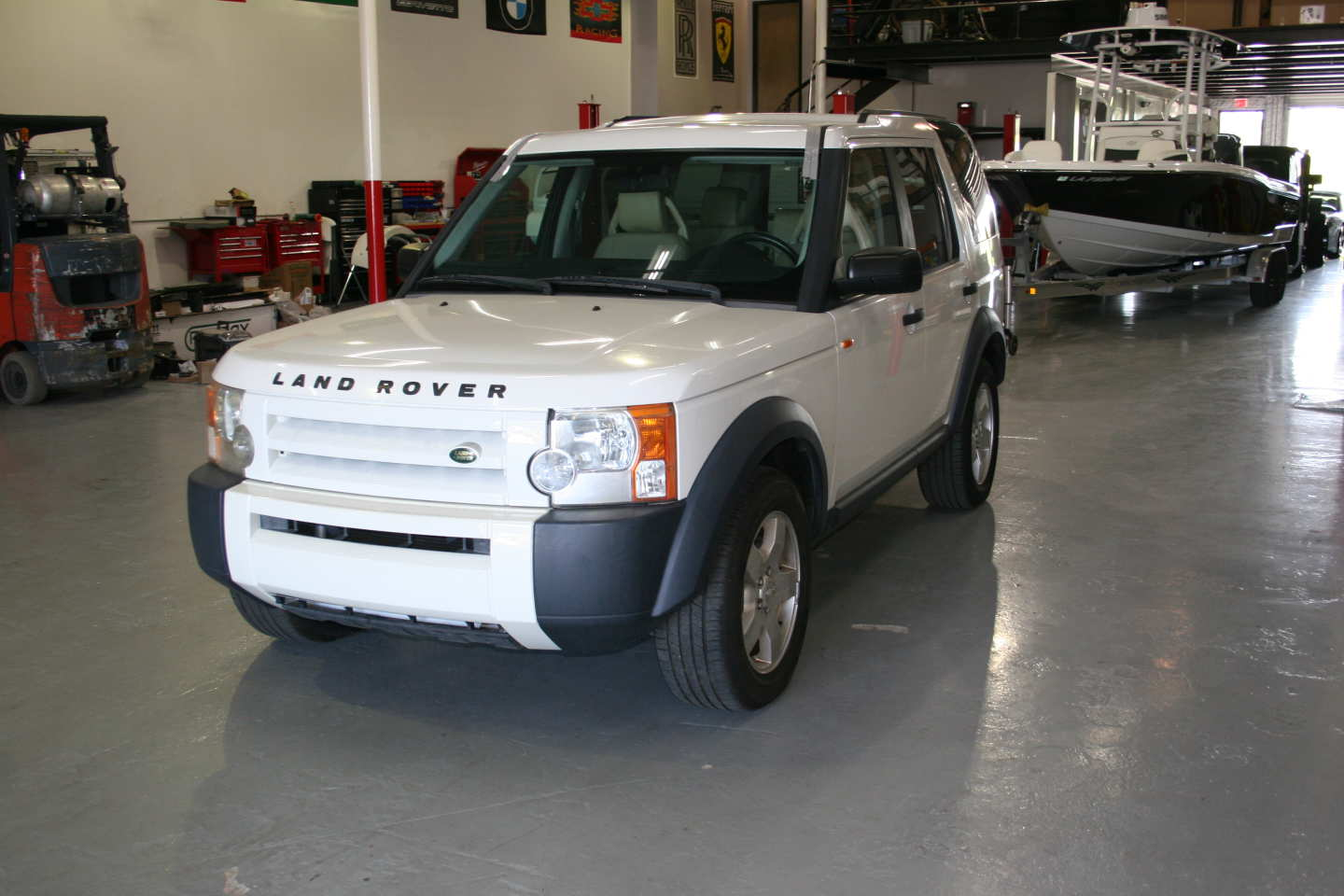 8th Image of a 2006 LANDROVER LR3