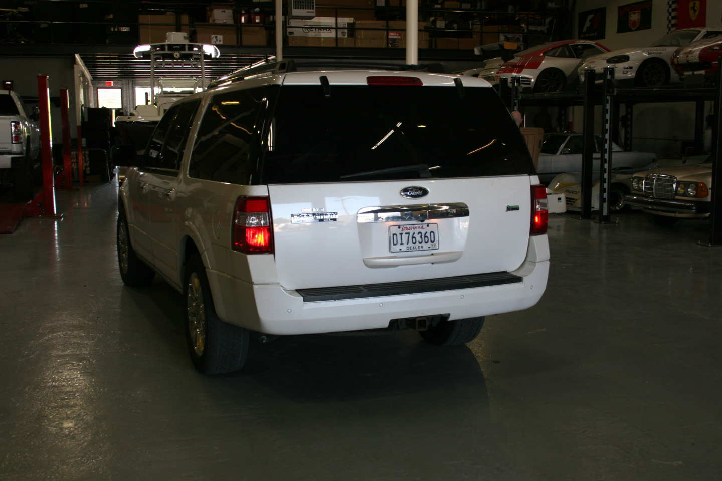 7th Image of a 2013 FORD EXPEDITION EL LIMITED