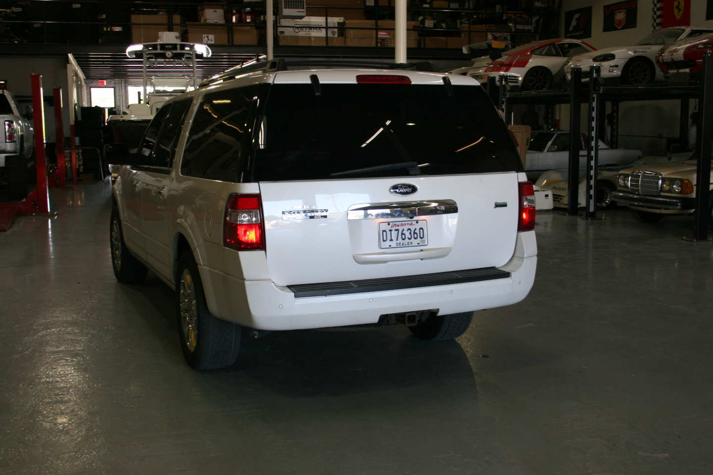 8th Image of a 2013 FORD EXPEDITION EL LIMITED