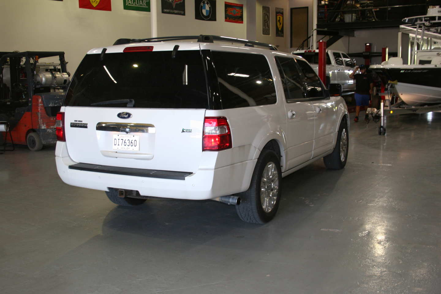 9th Image of a 2013 FORD EXPEDITION EL LIMITED