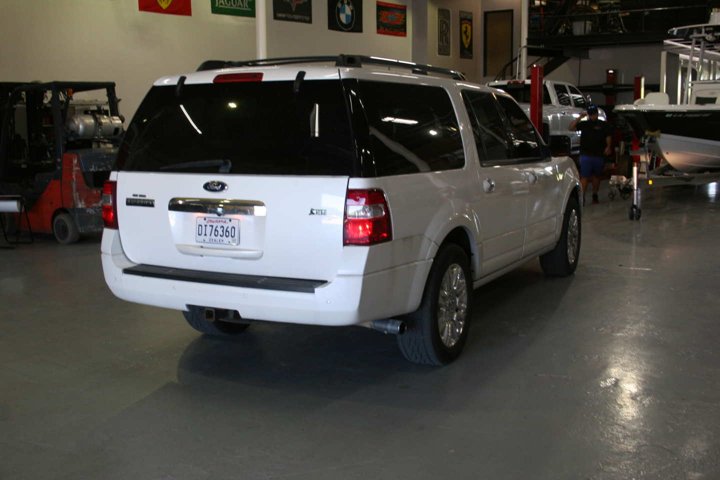 10th Image of a 2013 FORD EXPEDITION EL LIMITED