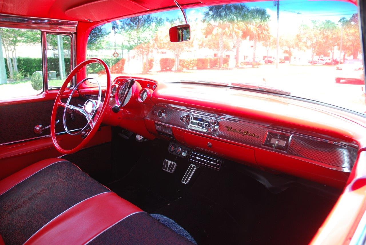 2nd Image of a 1957 CHEVROLET BEL AIR