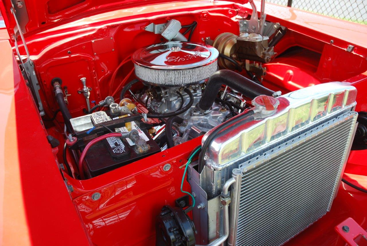 3rd Image of a 1957 CHEVROLET BEL AIR