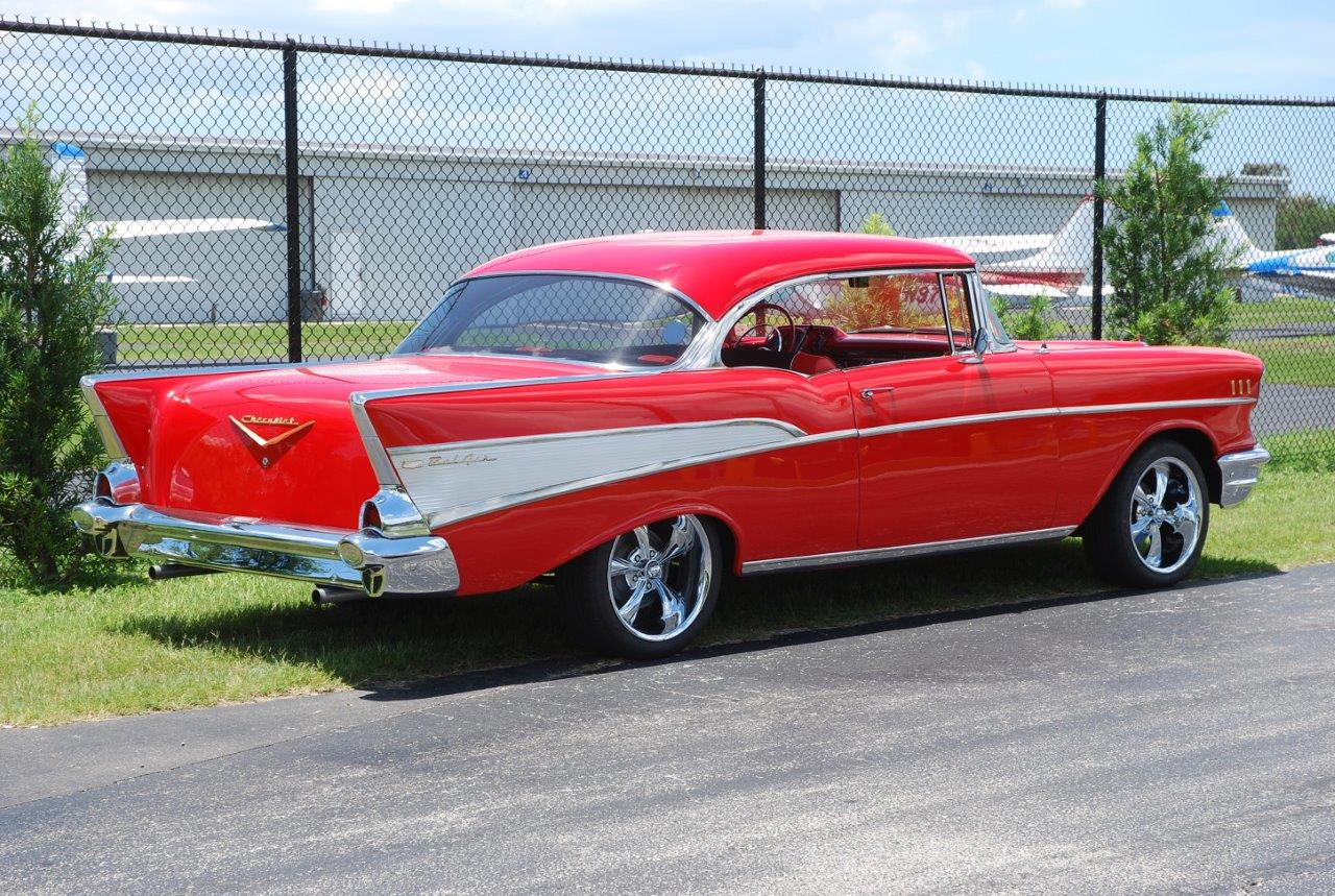 6th Image of a 1957 CHEVROLET BEL AIR